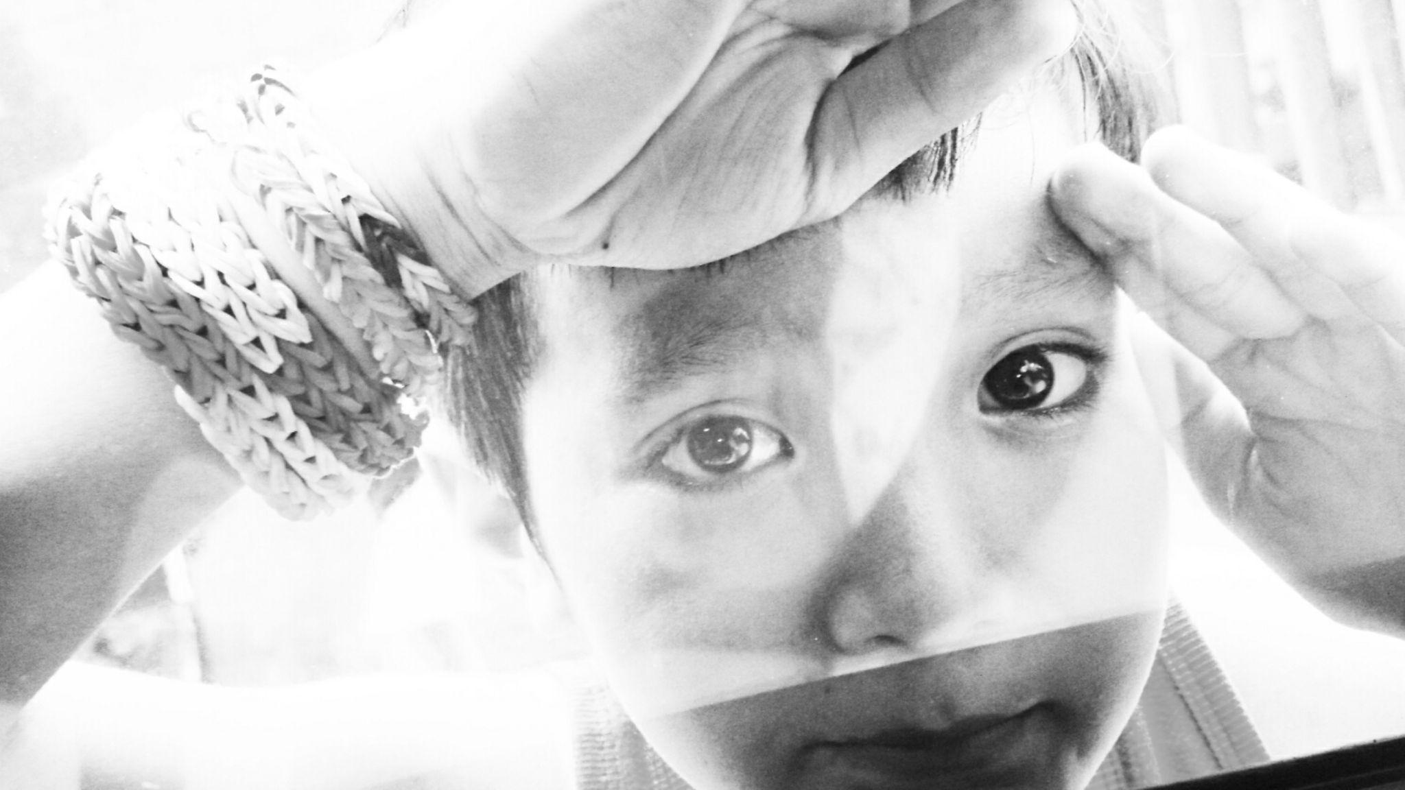 Street kid by XQMe