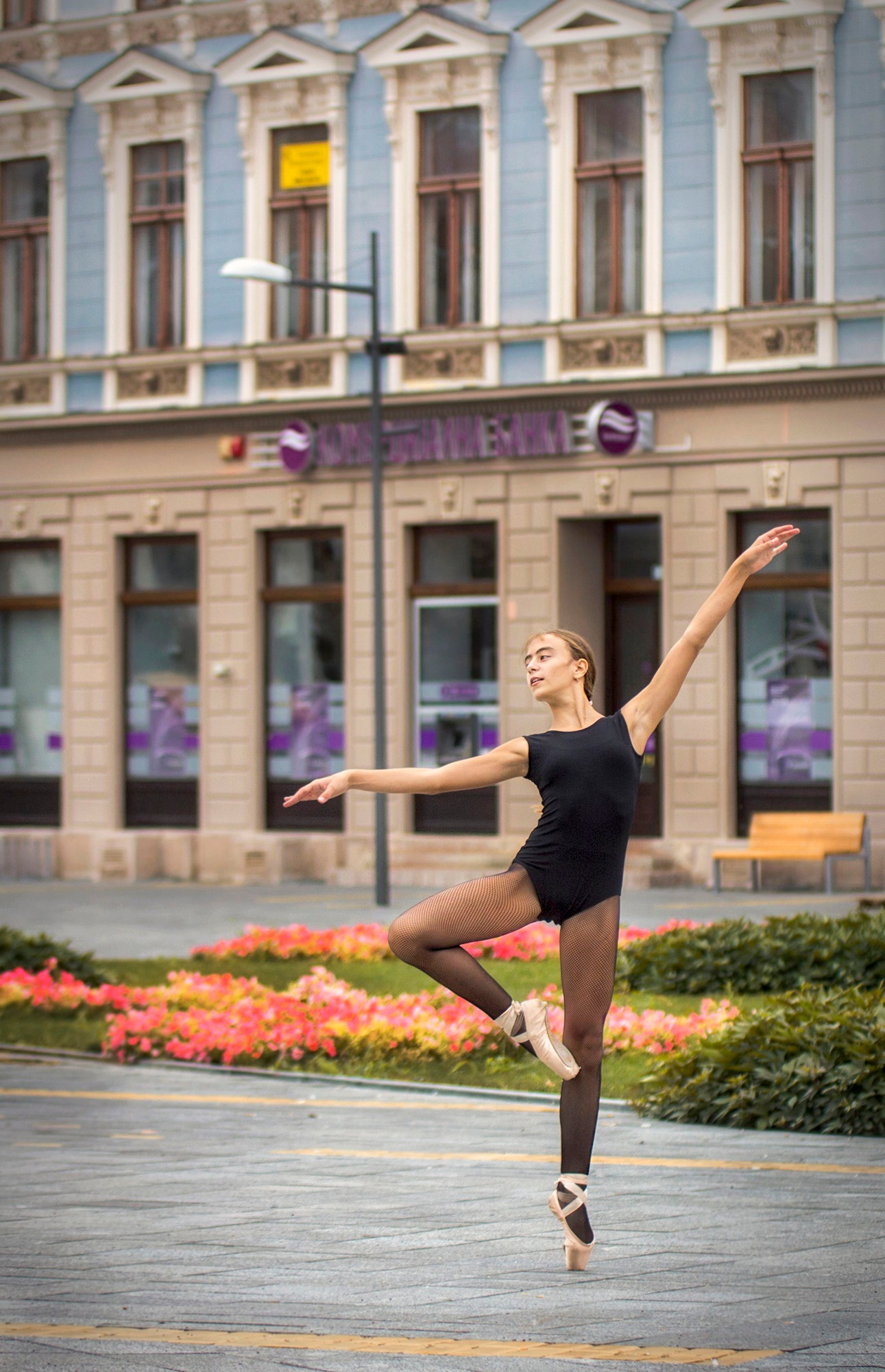 ballerina by Bojan Stanulov