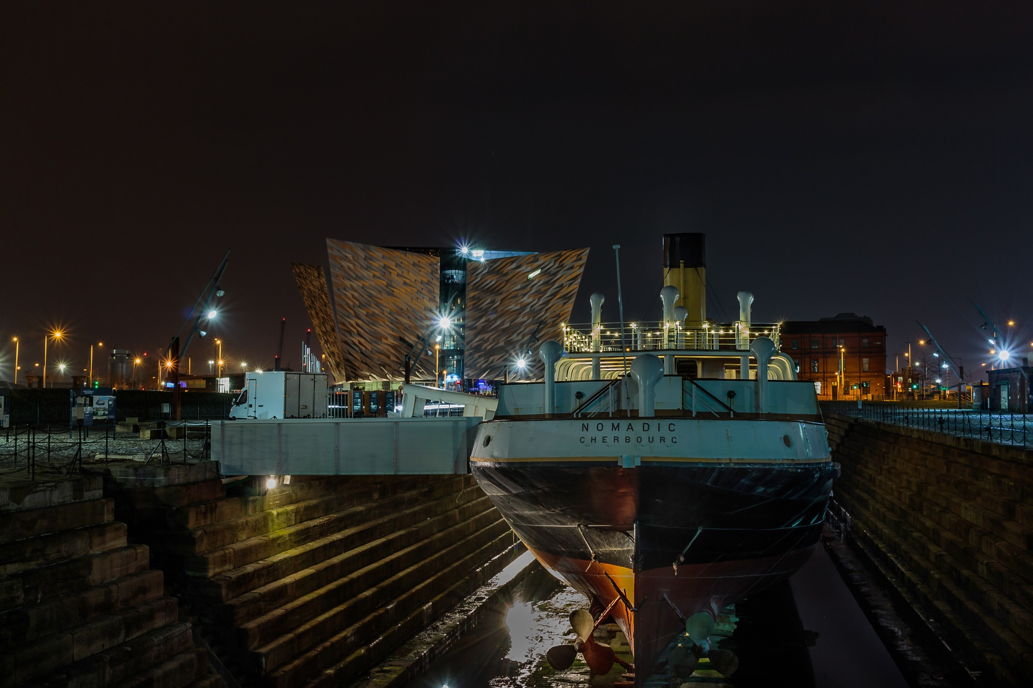 Nomadic & Titanic by Tom Watt Photography