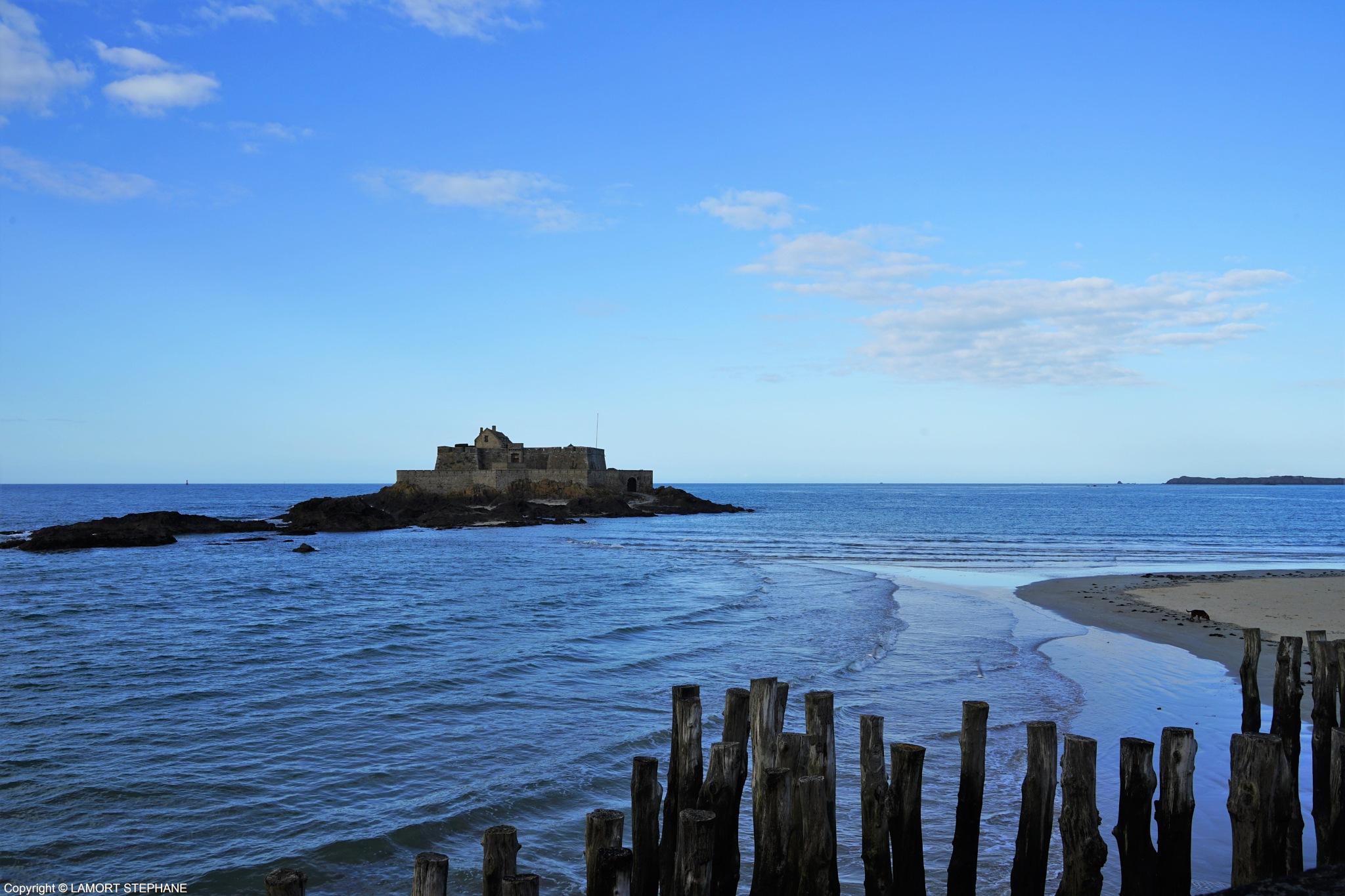 Saint-Malo , Bretagne by lamort stephane