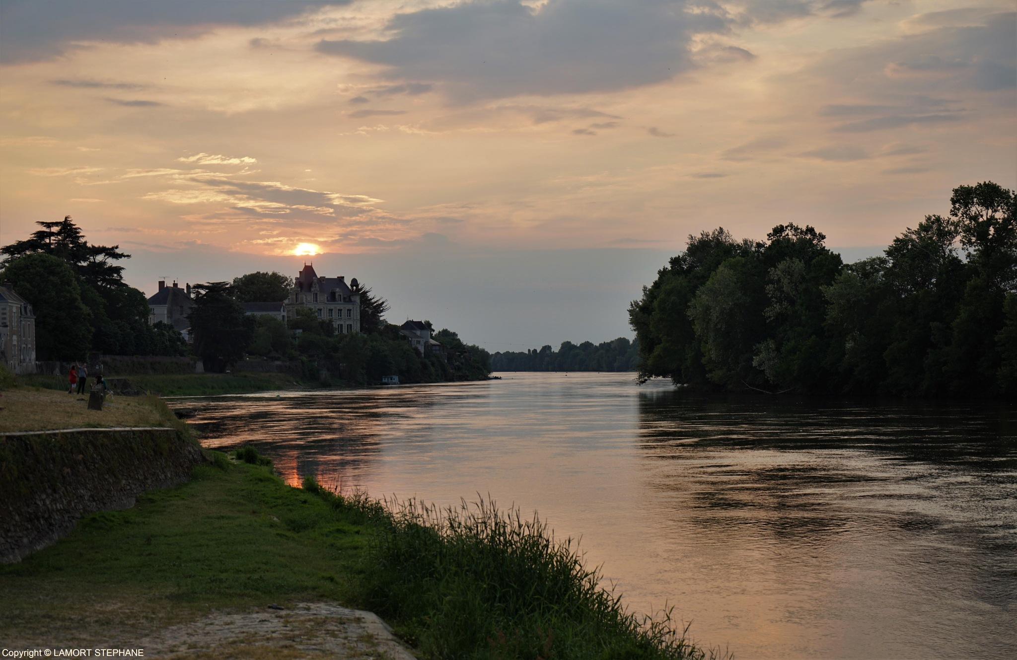 Chalonnes-sur-Loire by lamort stephane