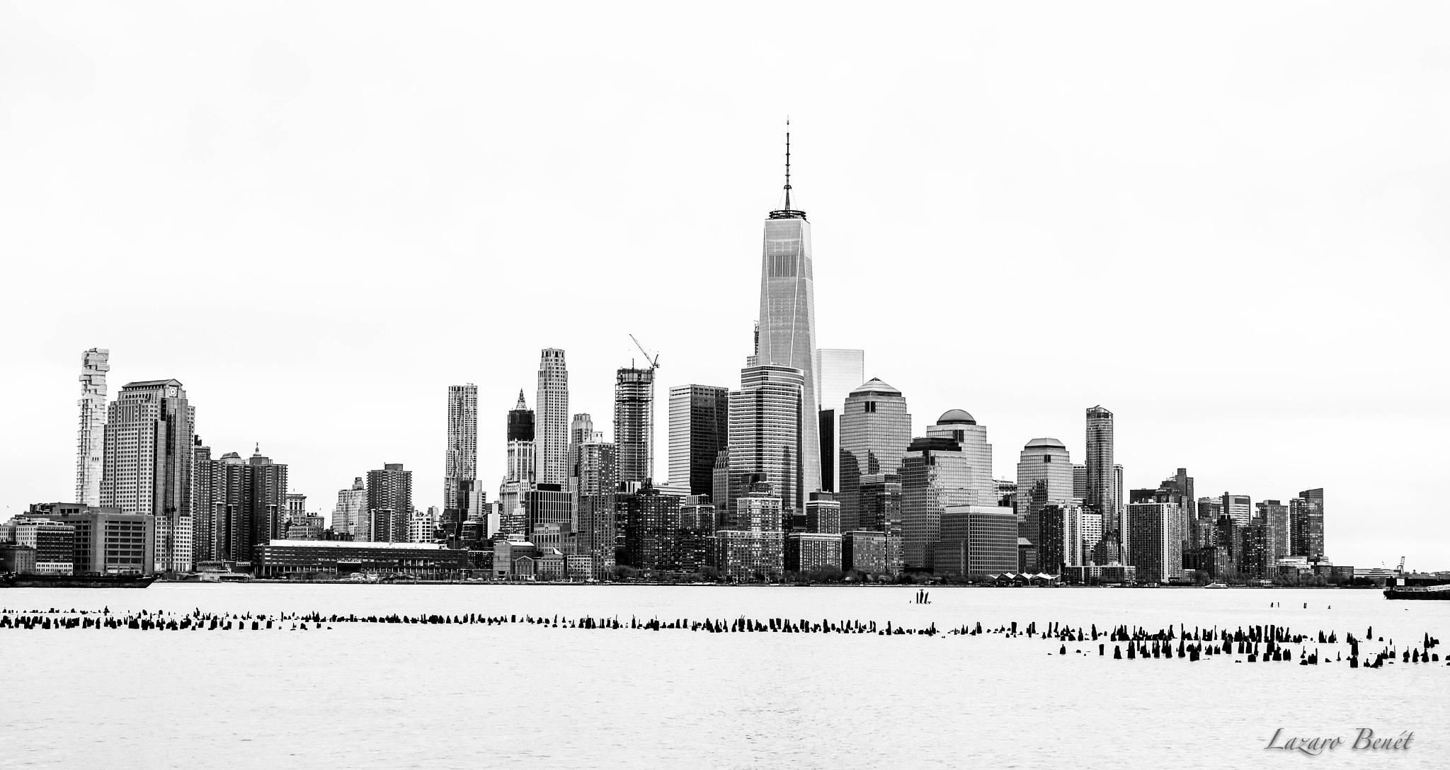 NY NY by Laz Benet