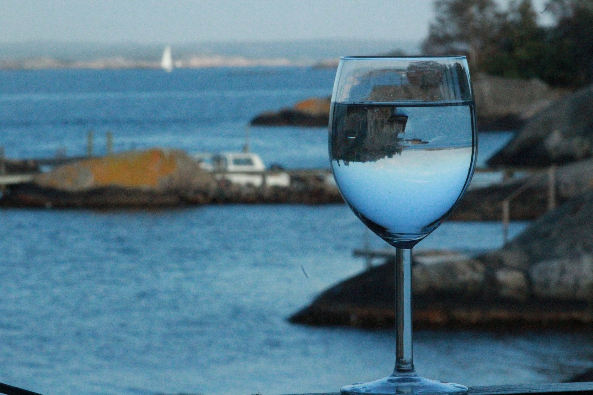 A glass of limpid water. by jalal.mosavi