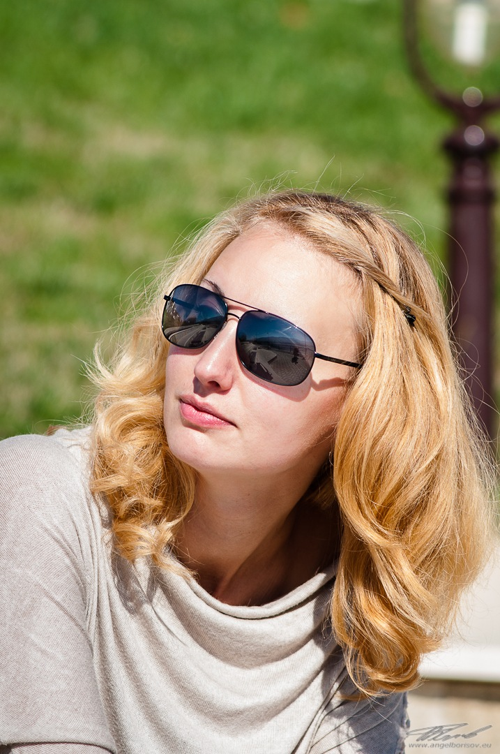 In The Sunshine... by Angel Borisov Angelov