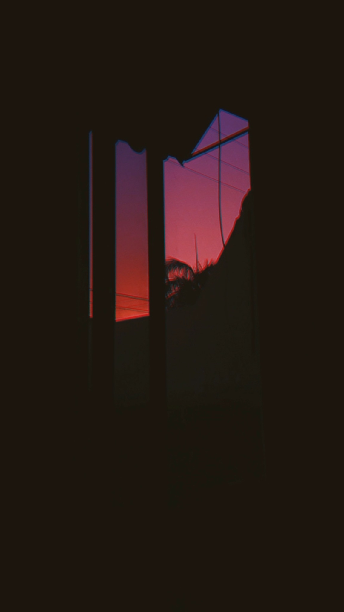 Neon vintage sunset by SavageTide Kid