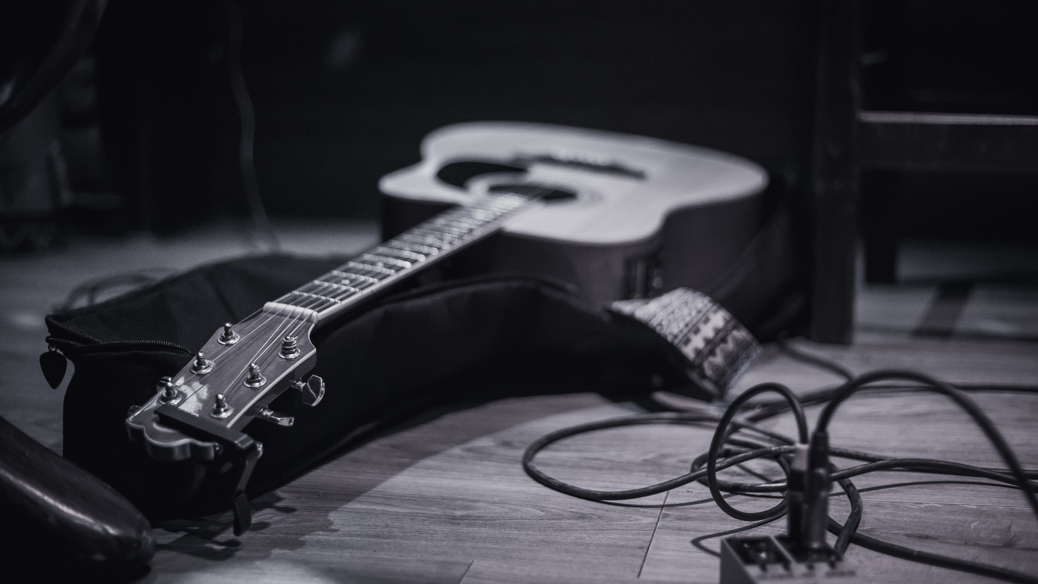 Guitar by Phantography