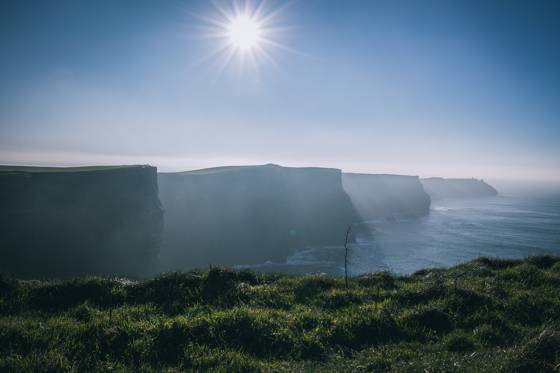 Cliffs by Phantography