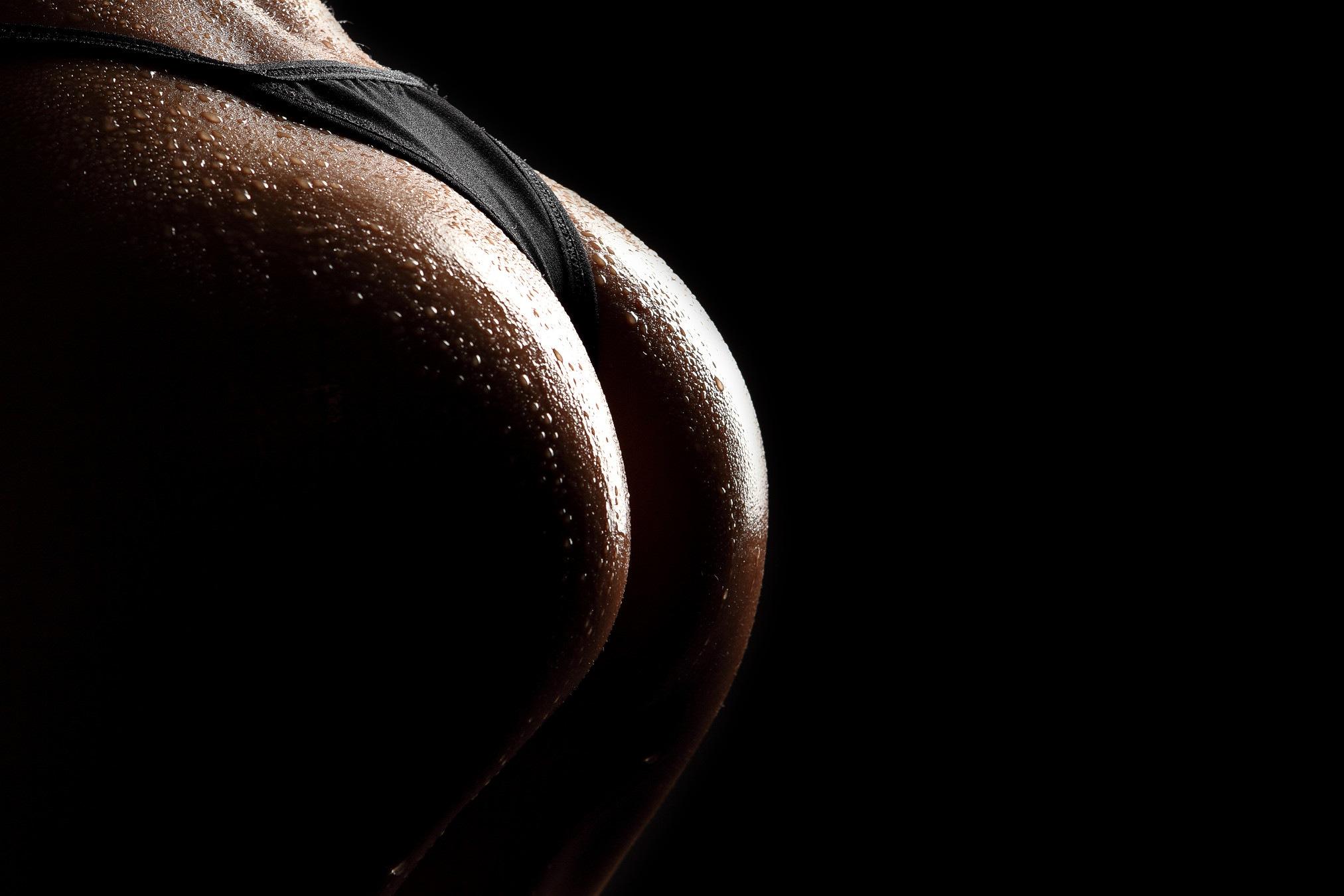 Sexy ass by GuWu
