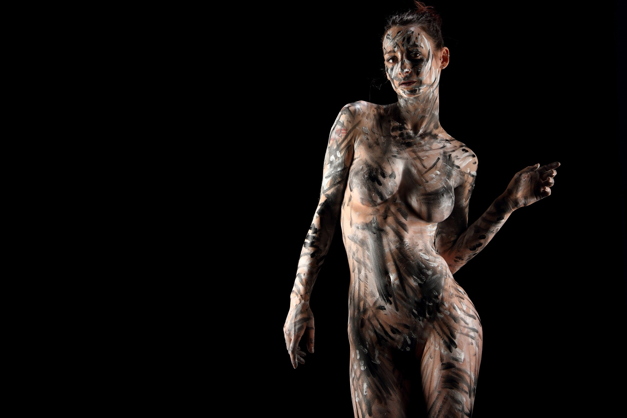 Bodypainting by GuWu