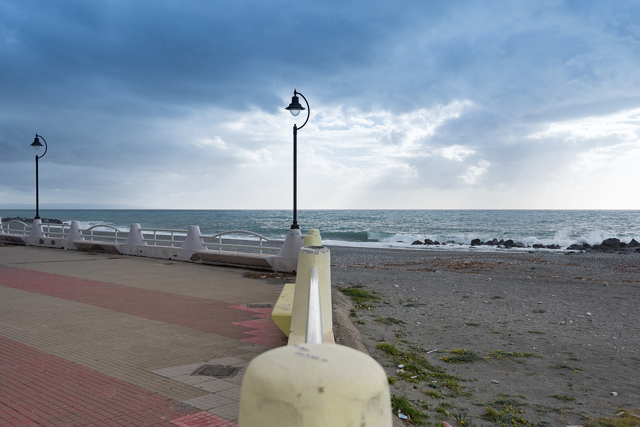 A view of the beach  by anto71