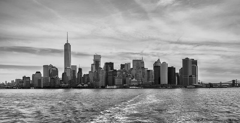 Manhattan by Andreas Hognerud