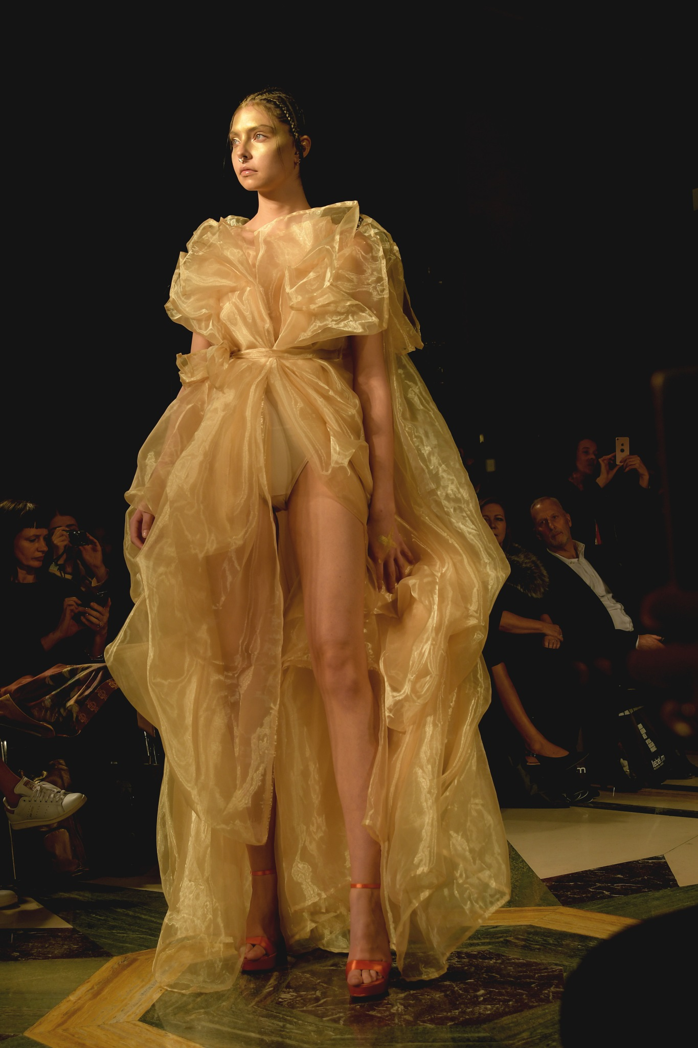 Ilove it! from the lastes Fashion show in london covent garden by Swainuk