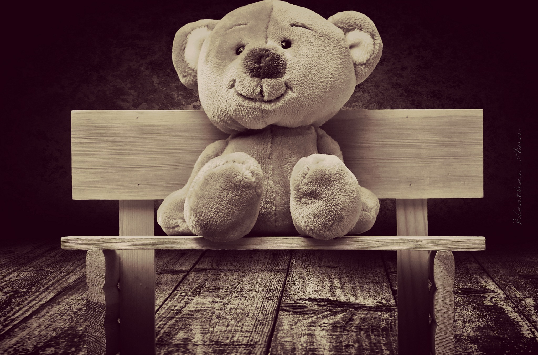Childish Things by Heather Ann Plew