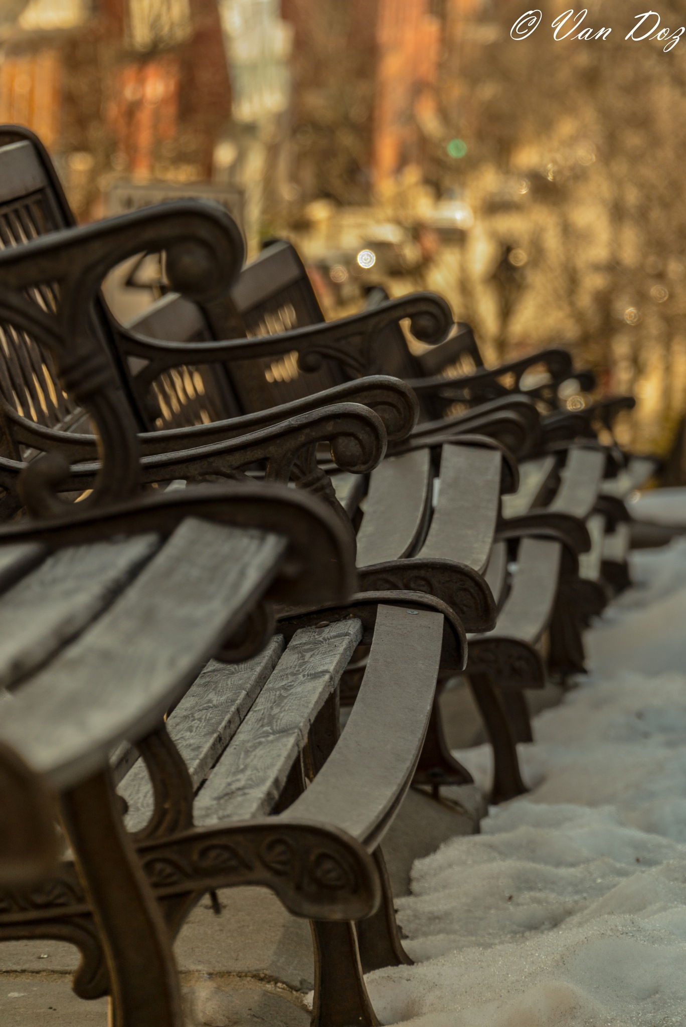 Have a seat by Van Doz