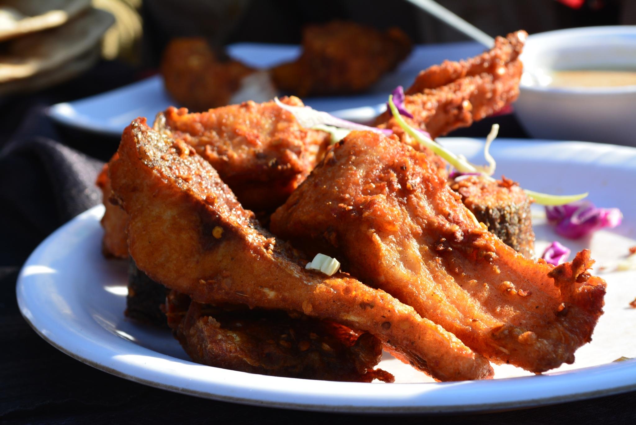 Fish of the Dish - Fishy Fishy Fishee by Syed Zulfiqar Naqvi