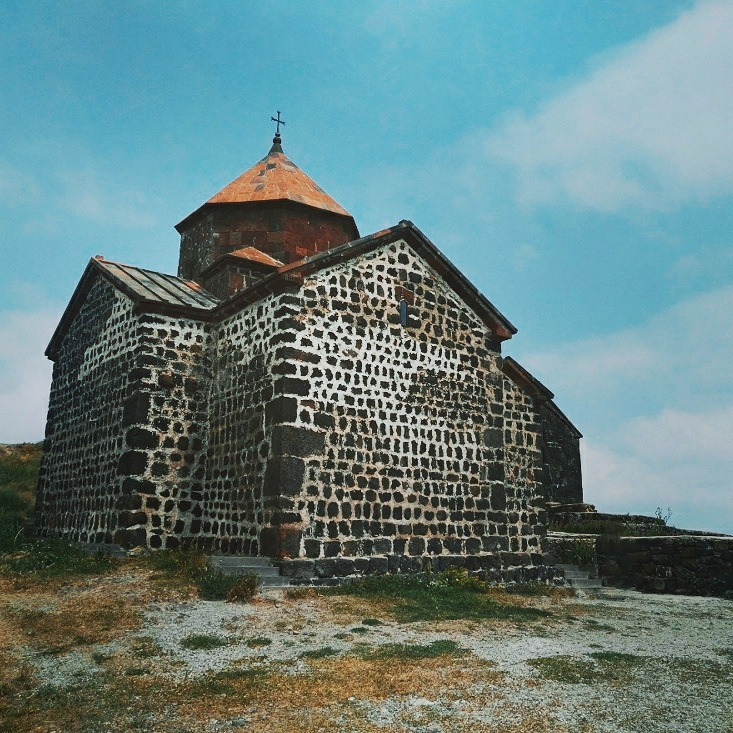 sevanavank monastery. Armenia  by Sarah Alloush