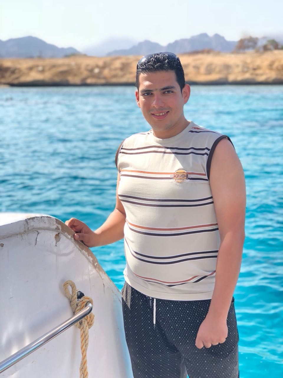 Swimming  by Abdelghany salah