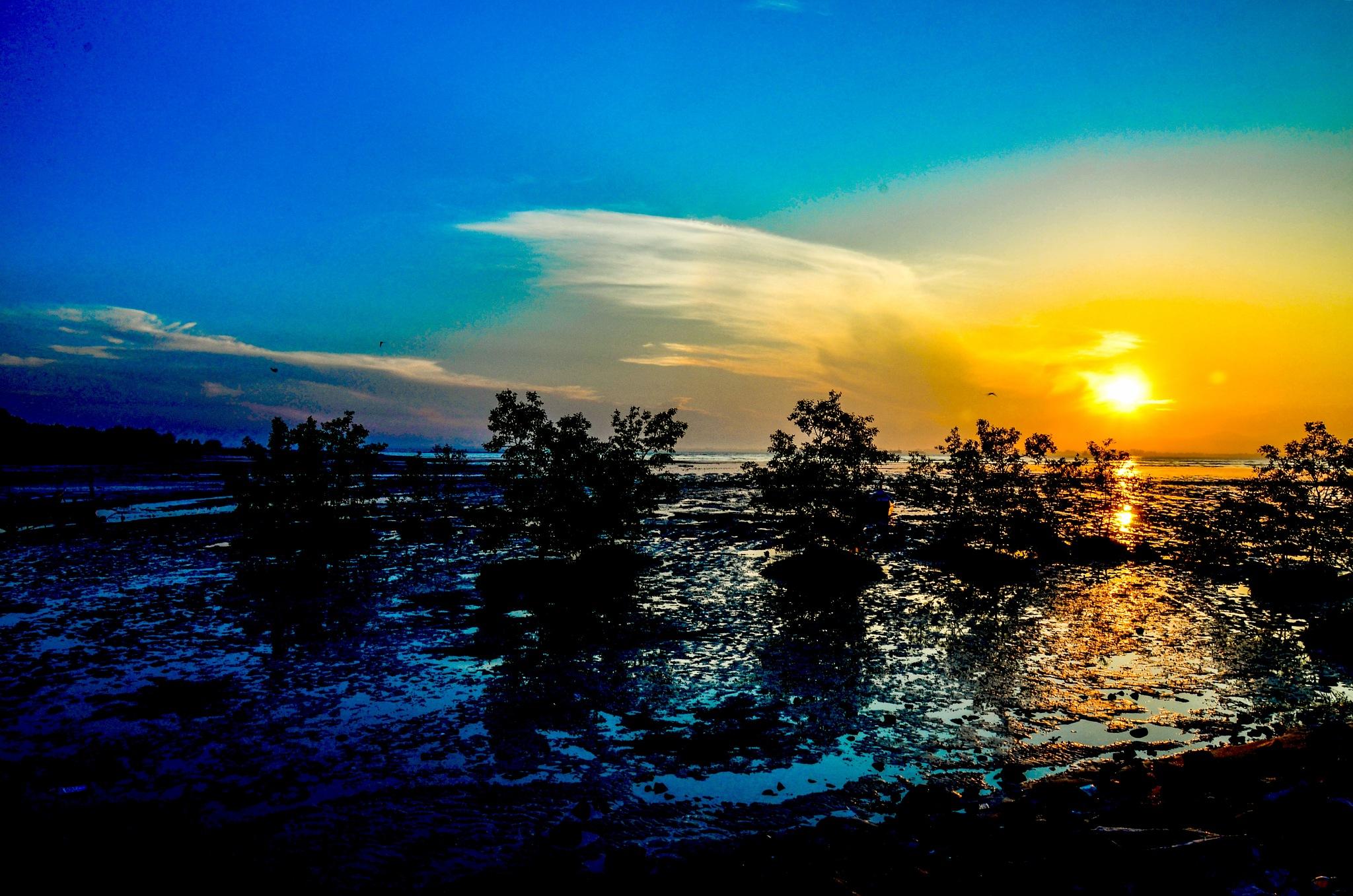 Crystal Blue by FNA/LKN