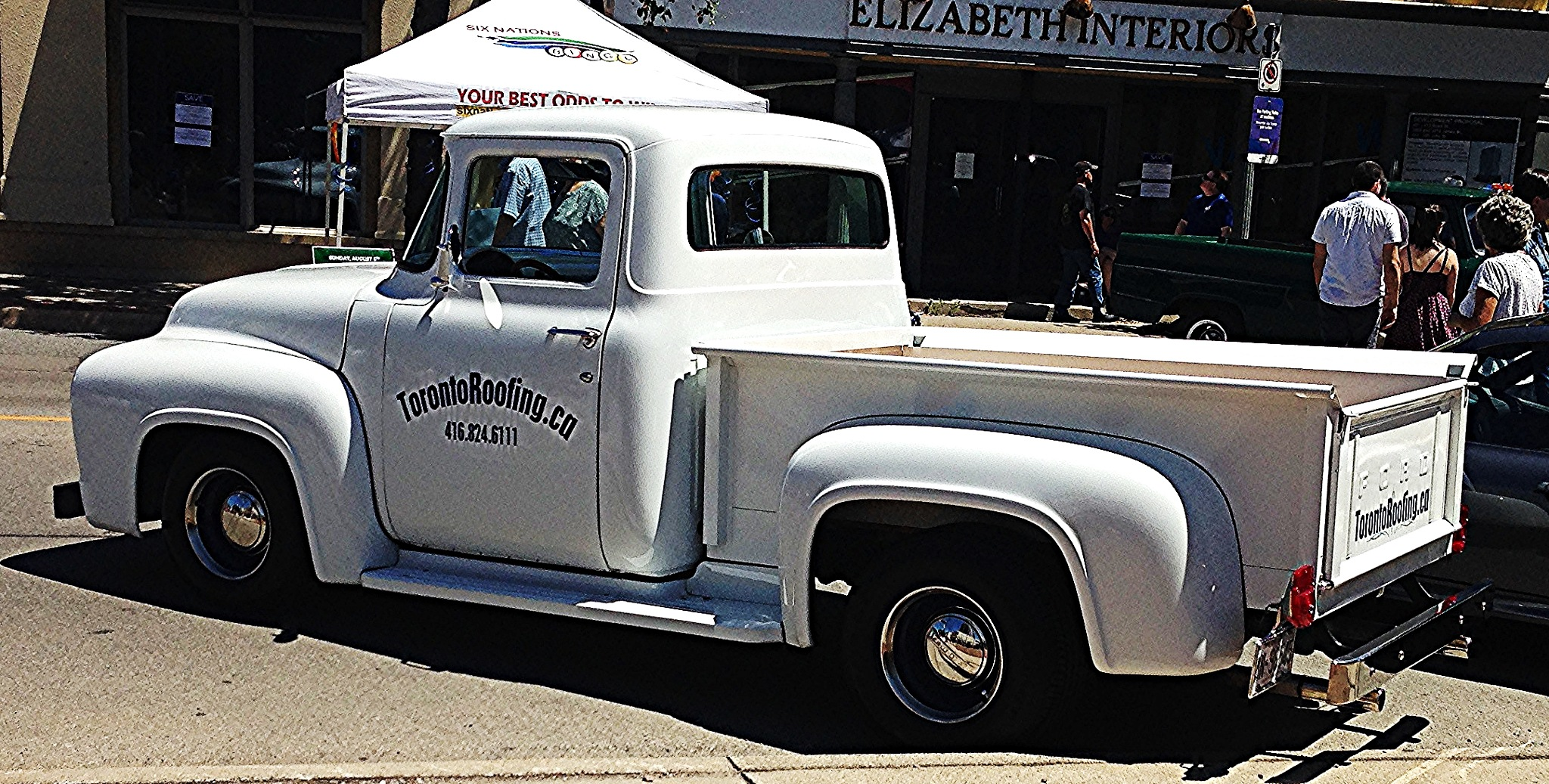 old Ford Pick Up by Peter O Merz