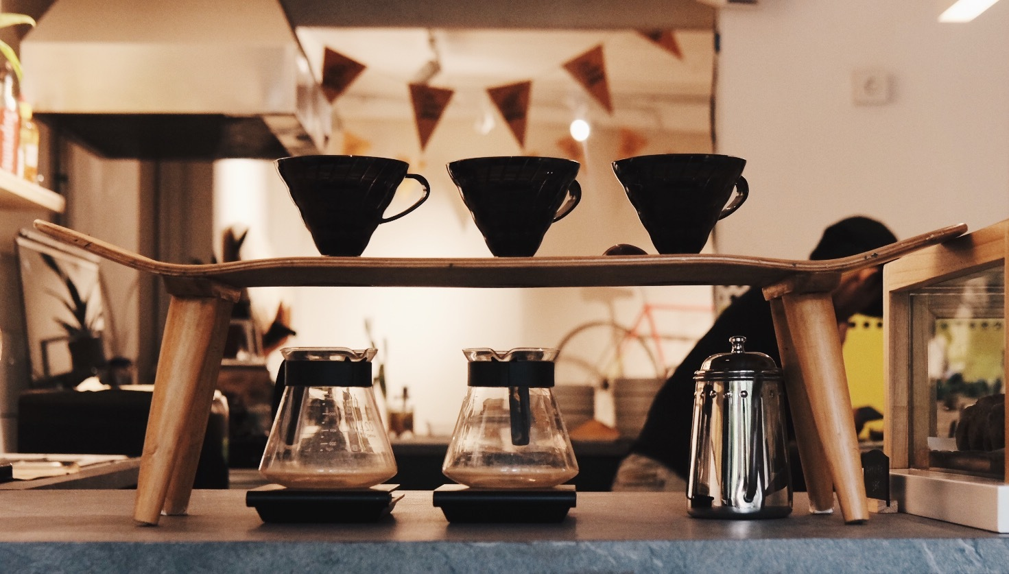 Morning coffee by Nab Photography