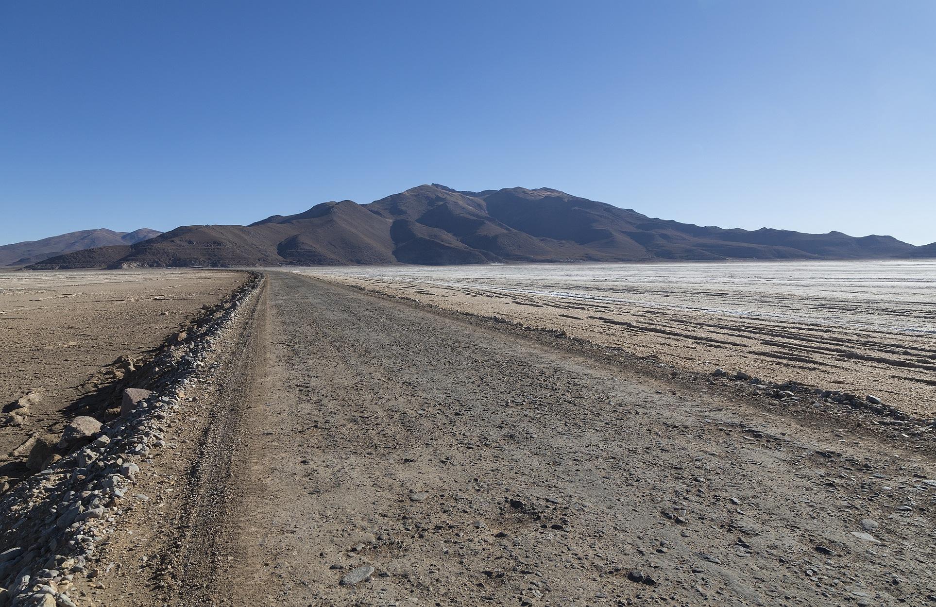 Dirt Road by Jens Vischer