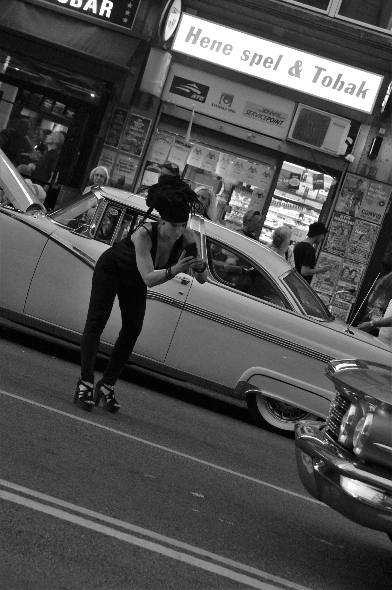 Street photo by Annica Nykvist