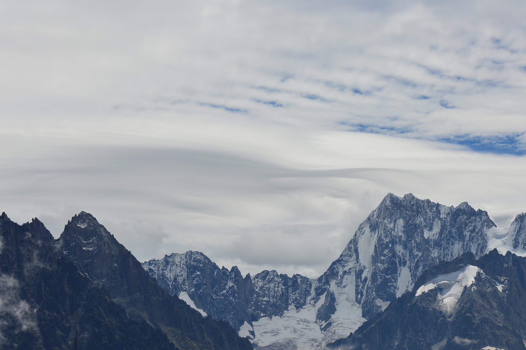 Mountains by Roanne Frerejean