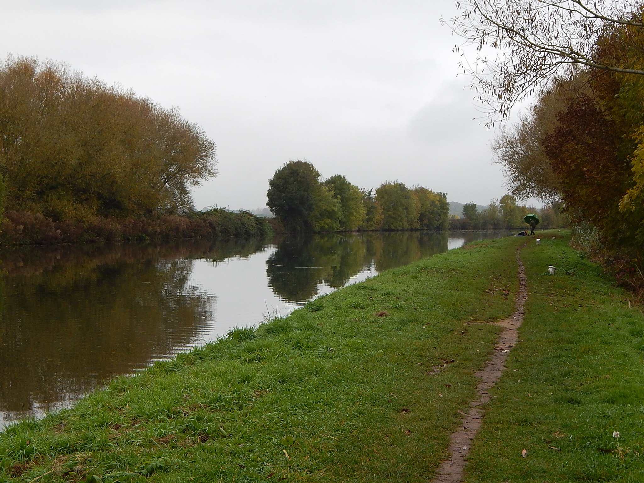 The river Severn  by Amanda