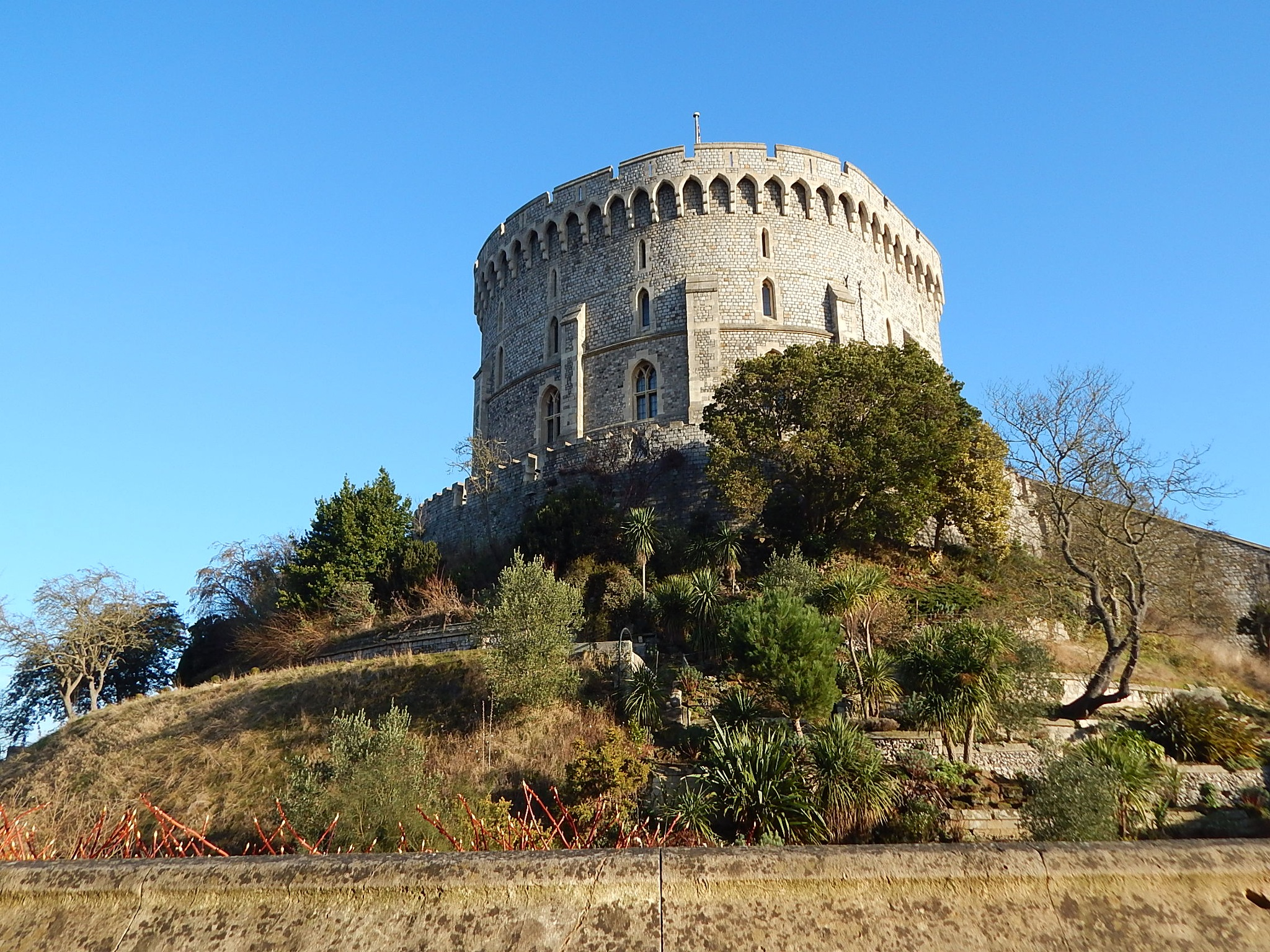 Windsor Castle  by Amanda