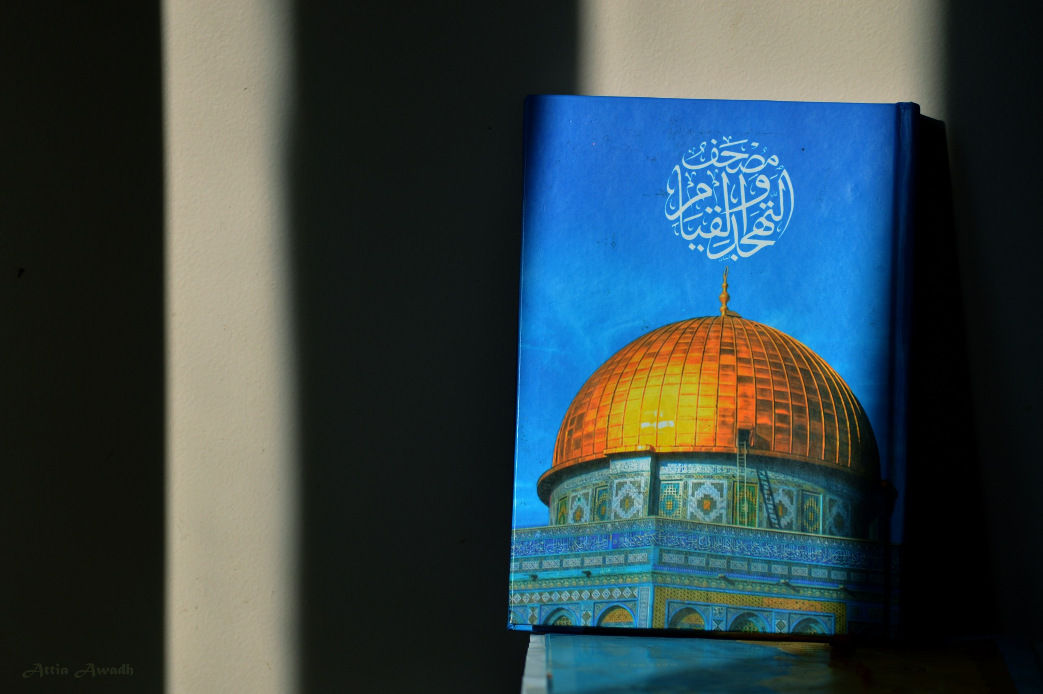 Al Aqsa الأقصي by Attia Awadh