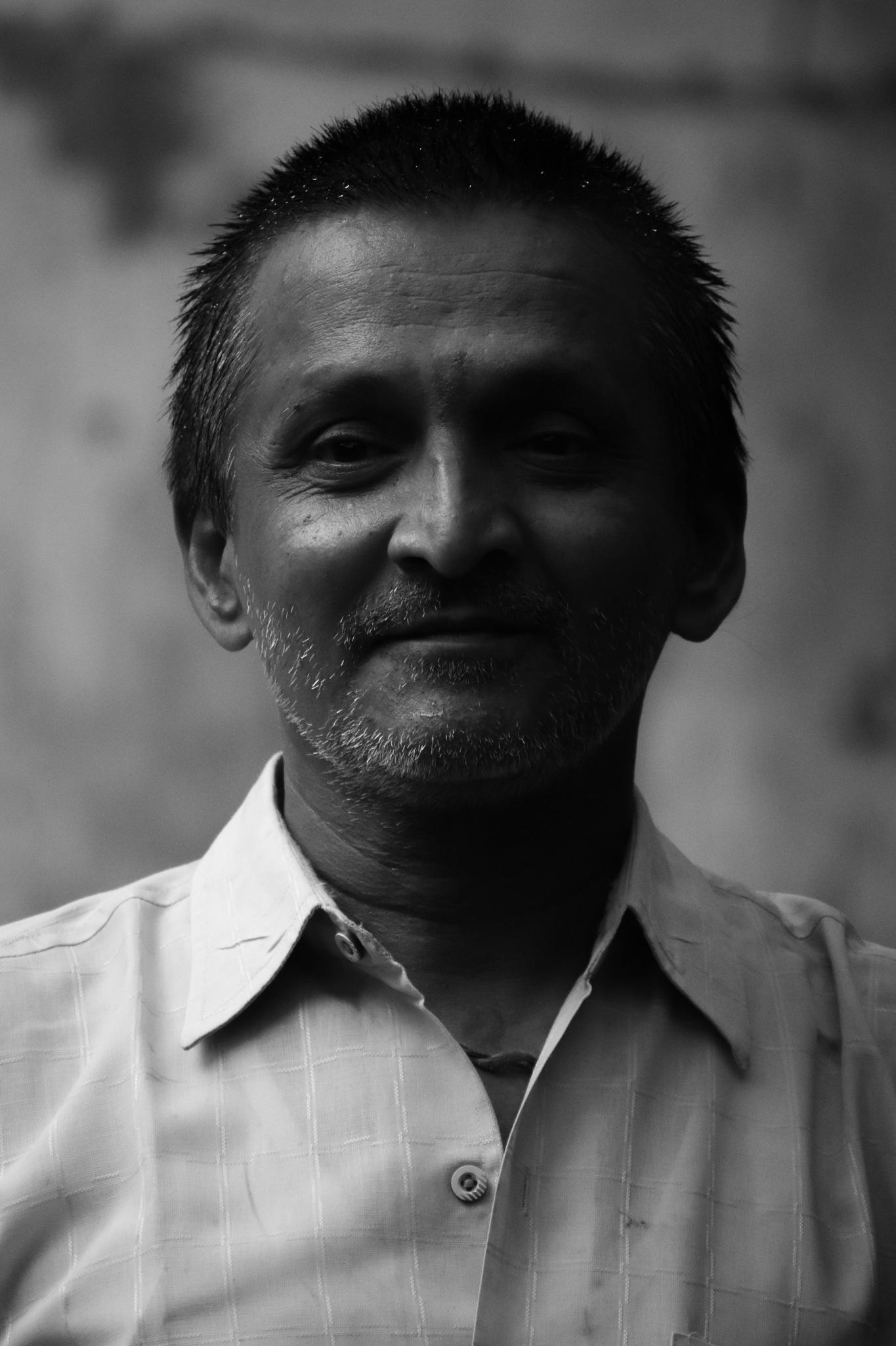 potrait by Harsh Patel