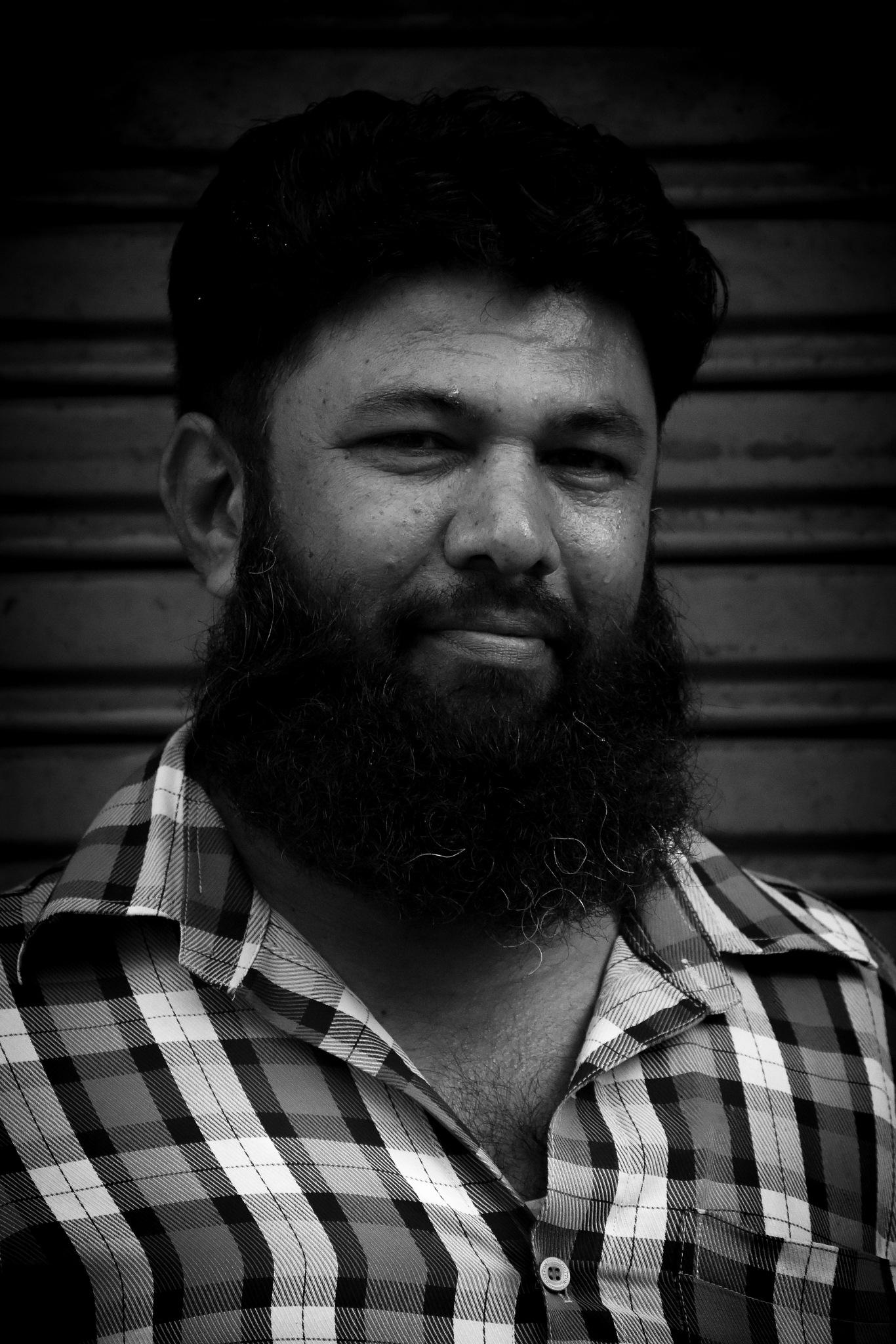 beard goals by Harsh Patel