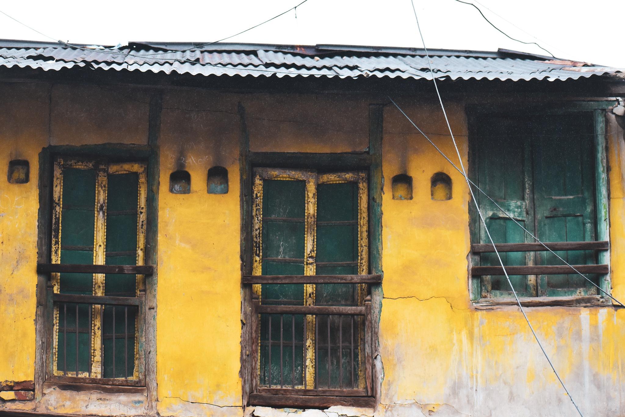 Windows & doors by Harsh Patel
