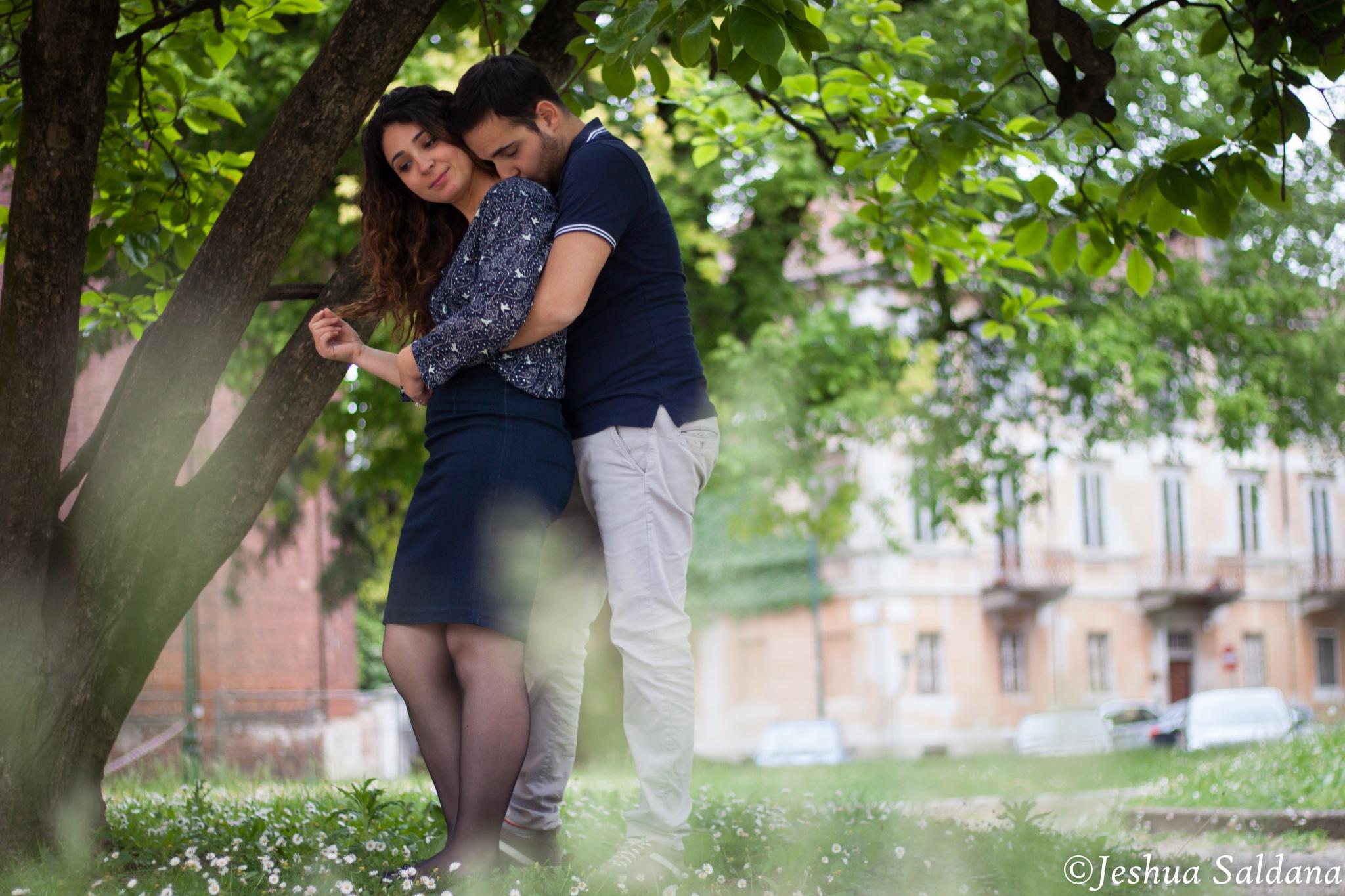 Love is in the air by Jeshua Saldana