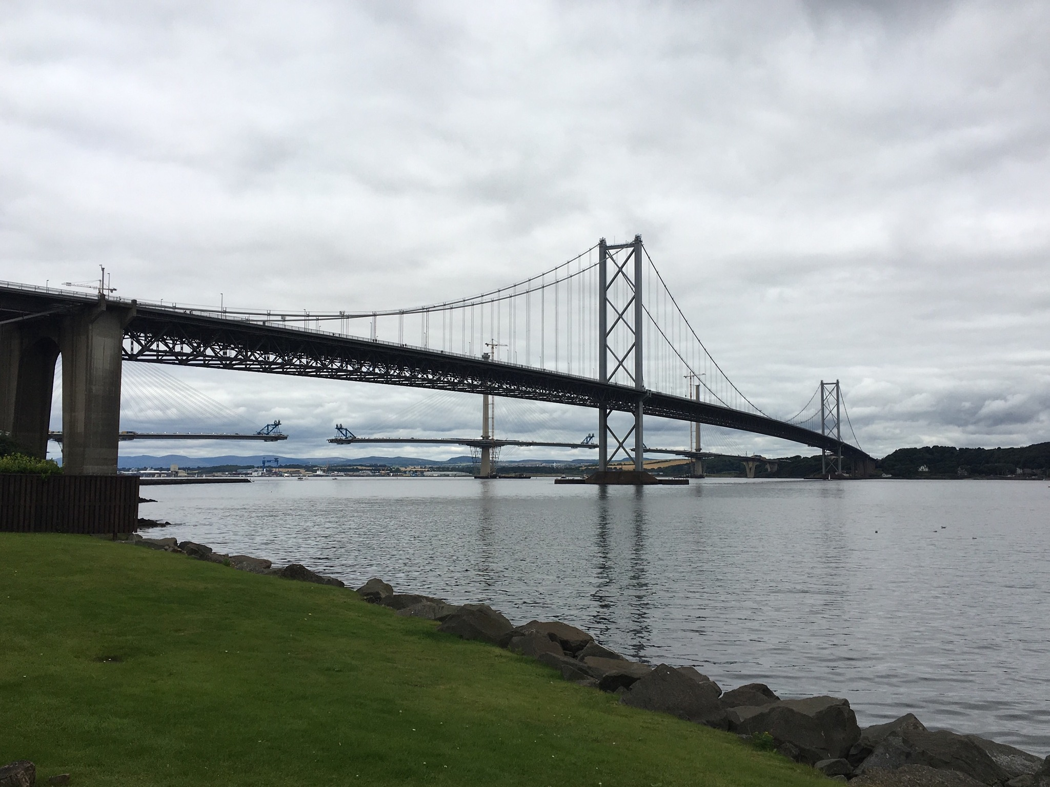 Queensferry: Spanning a Lifetime  by Ruth Pollock