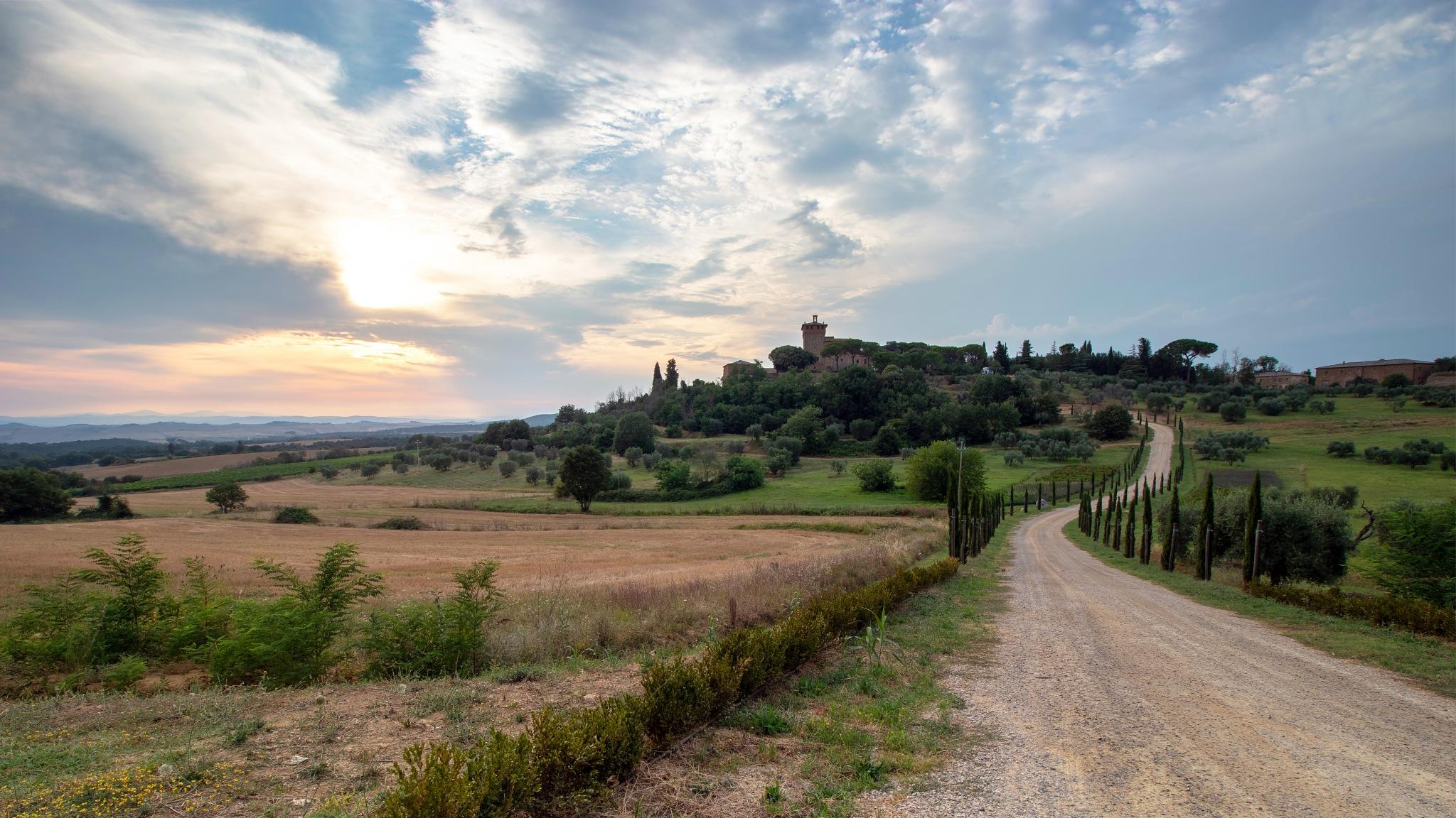 Tuscany, Italy #1 by Paweł