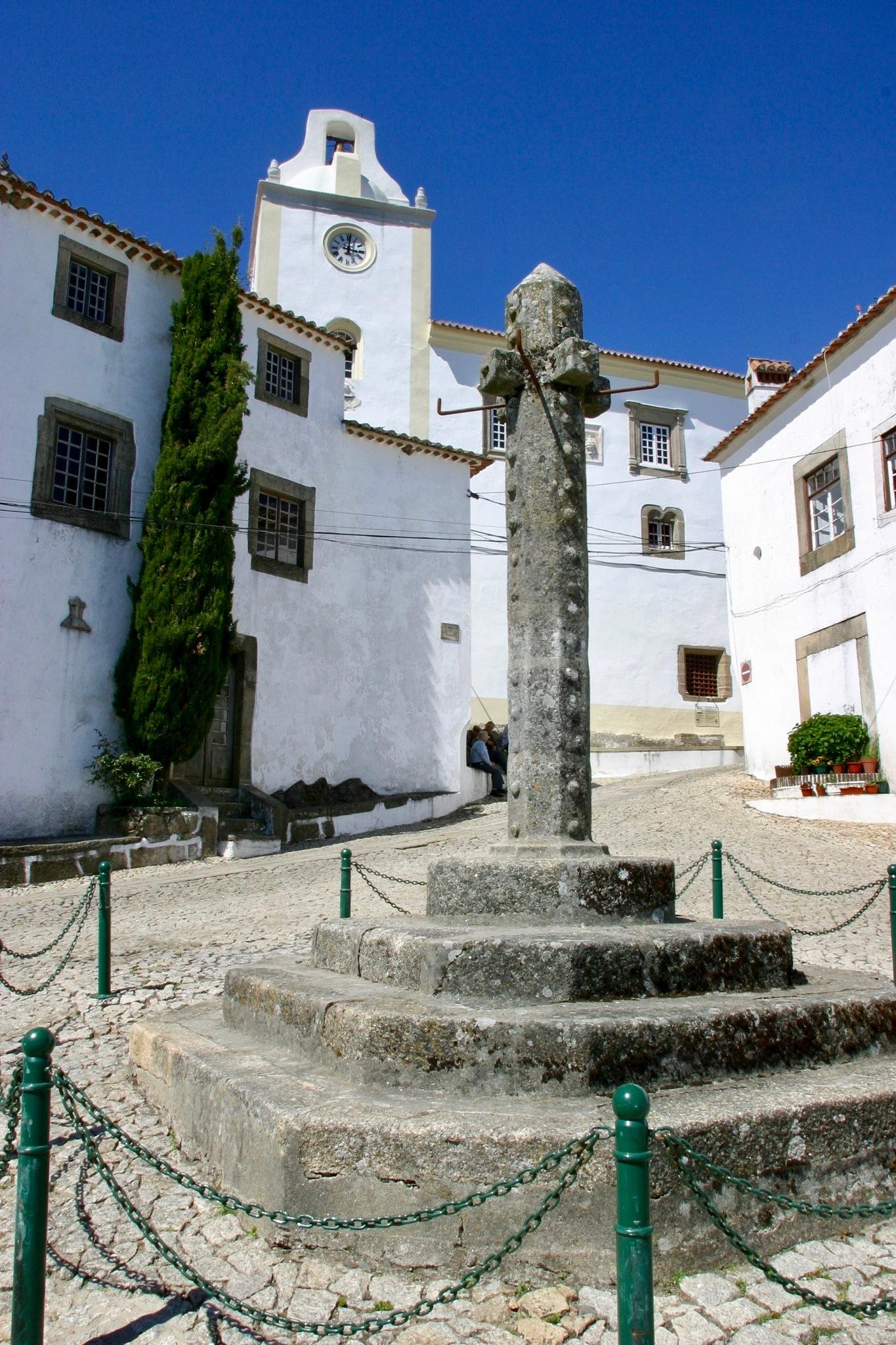 White villages by Francisco Sá da Bandeira