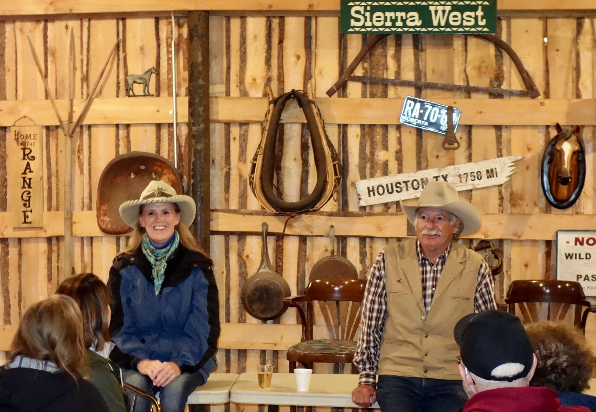 Sierra West Ranch 8 by Martin M Kaplan