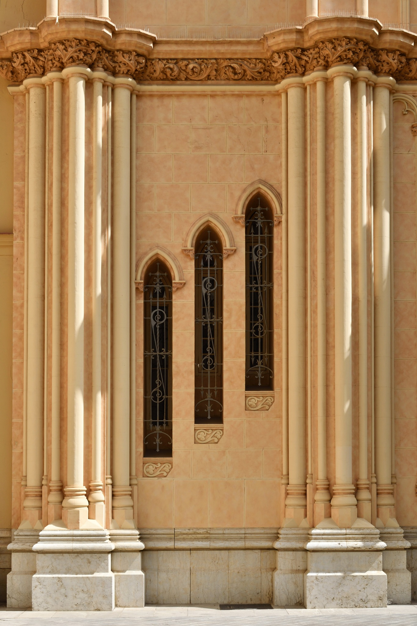 Three Windows by Will Compton