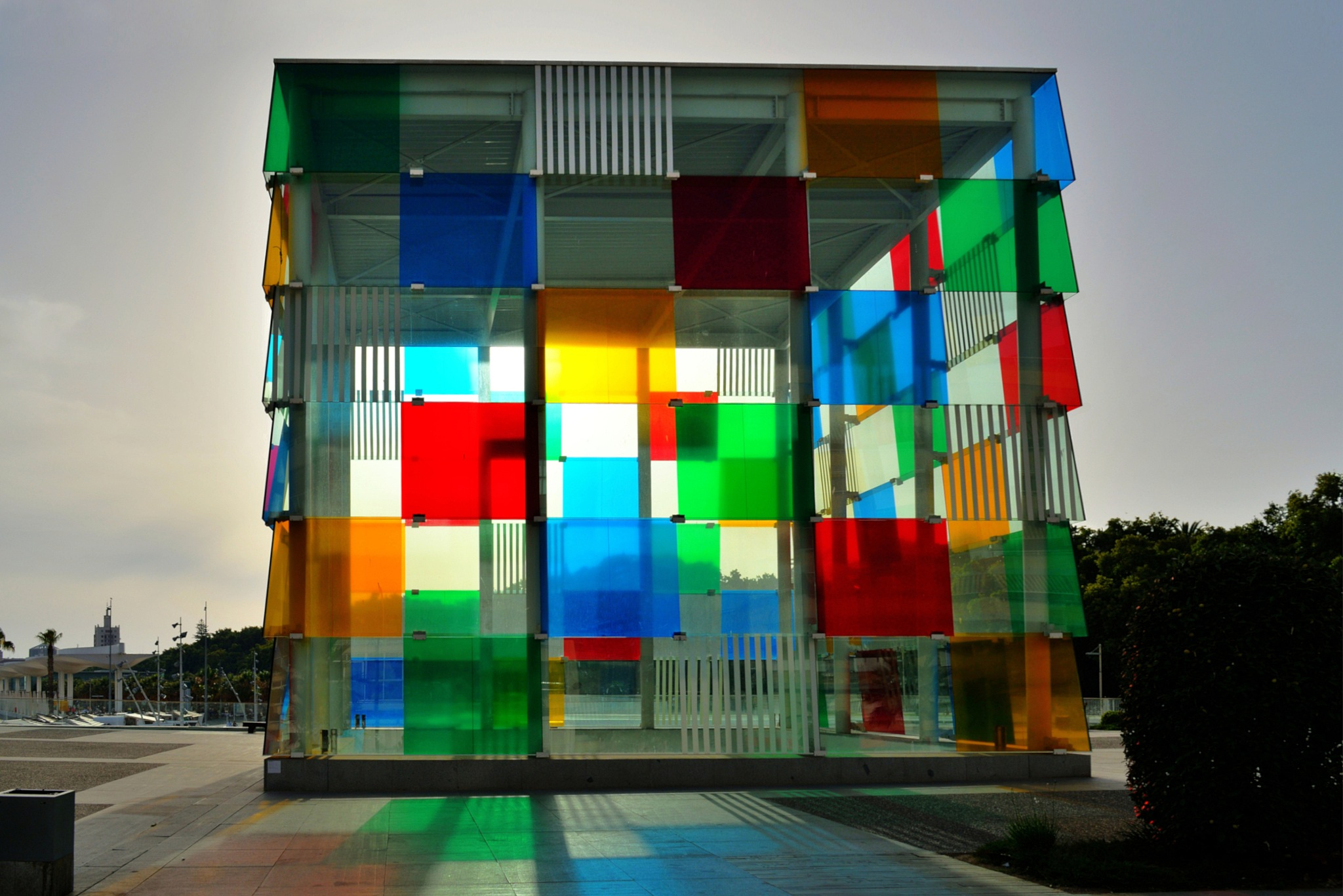 Pompidou Centre by Will Compton