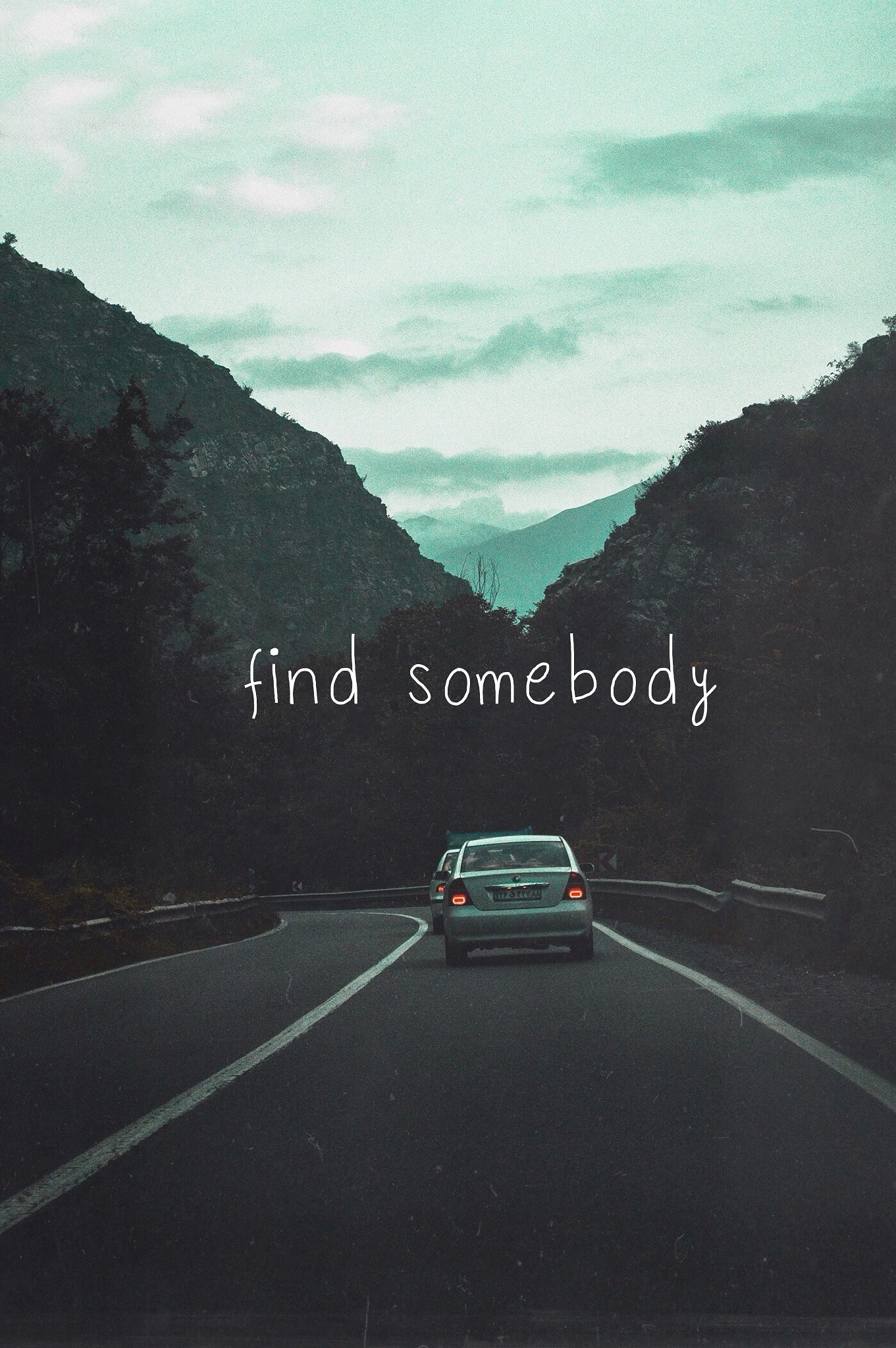 somebody by AminAshkan