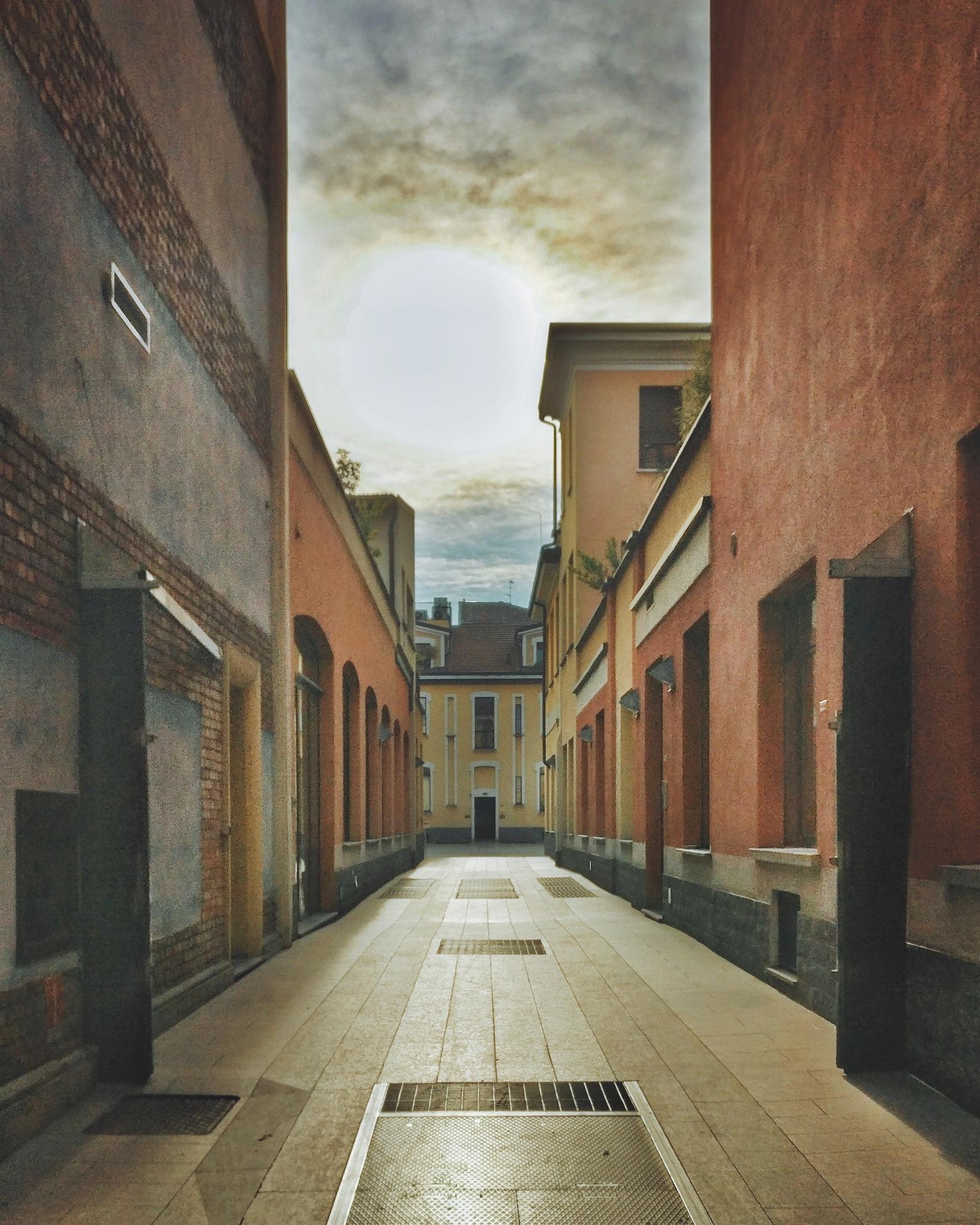 Punto di fuga  by Alessandro G. Cracco
