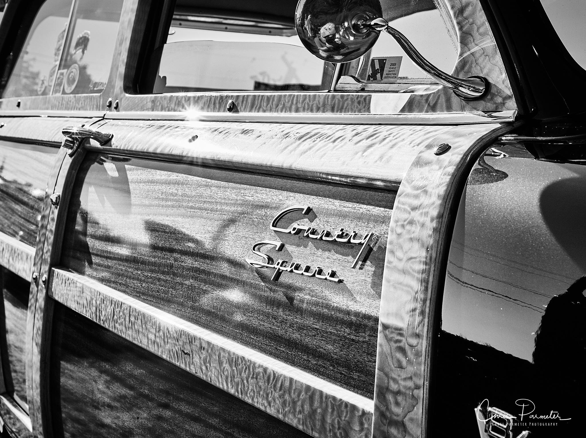 1951 Ford Woodie by Chris Parmeter