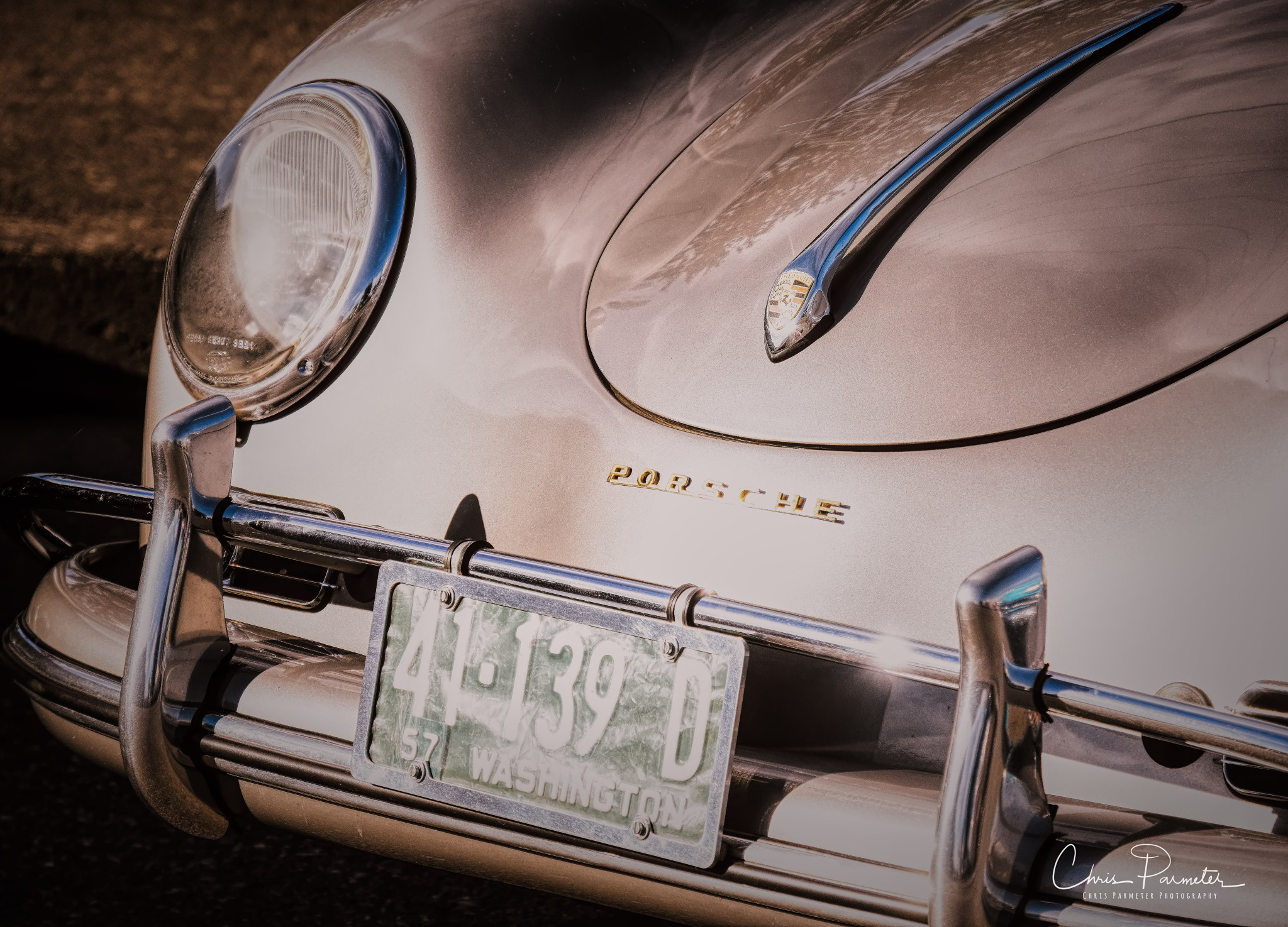 Porsche by Wet Dog Studios