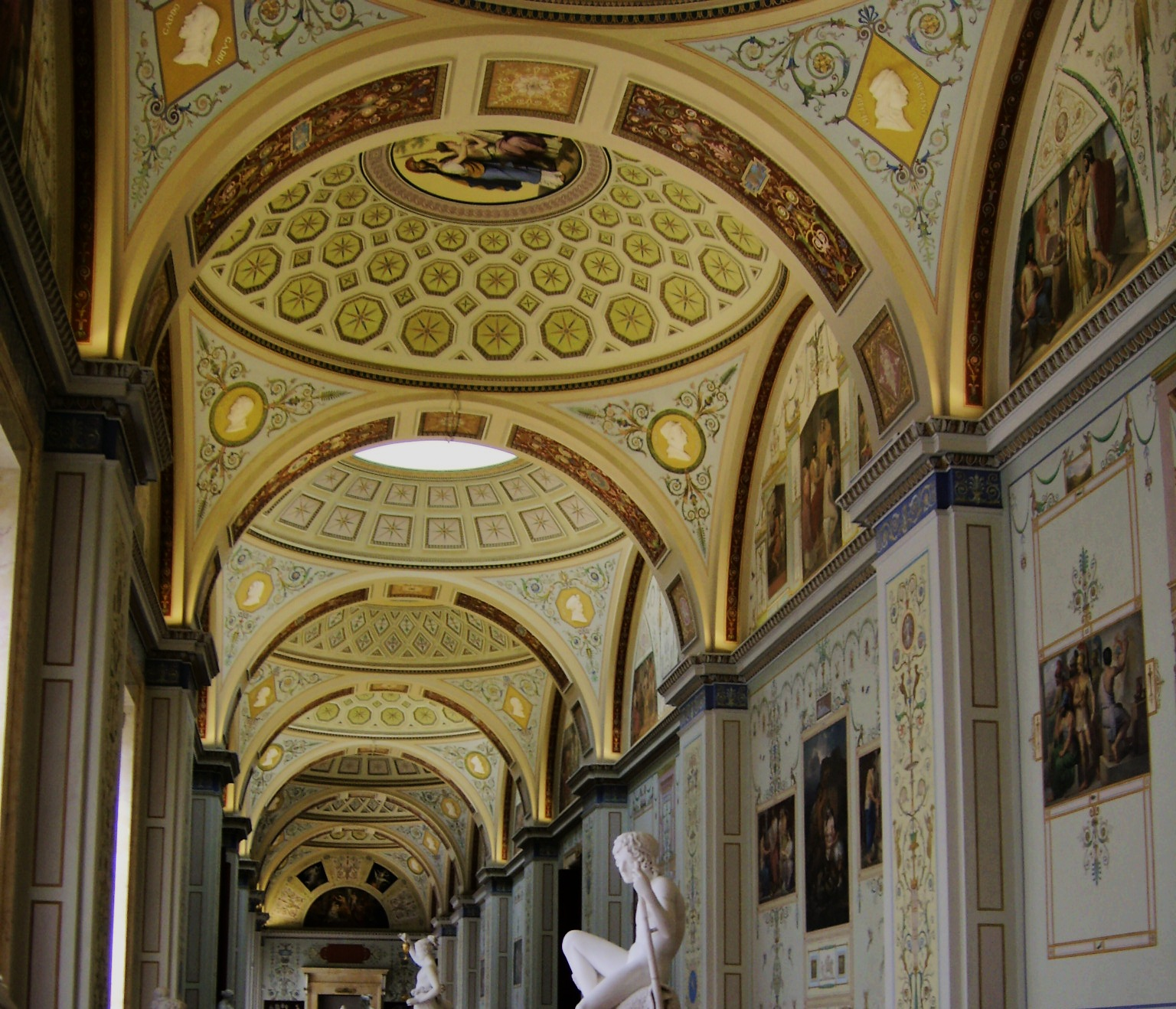 Photo in Architecture #dome sculpture museum pictu