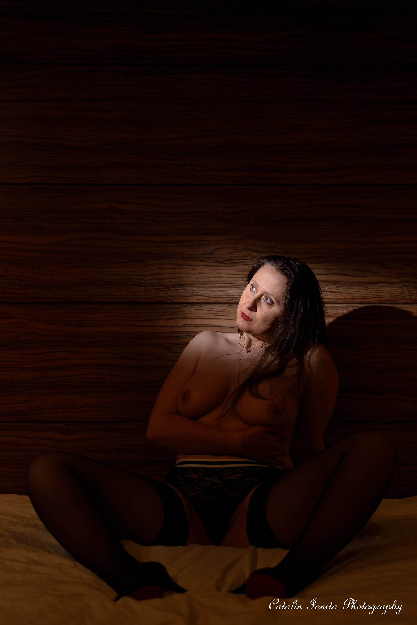 Naughty girl by CatalinIonitaPhotographer