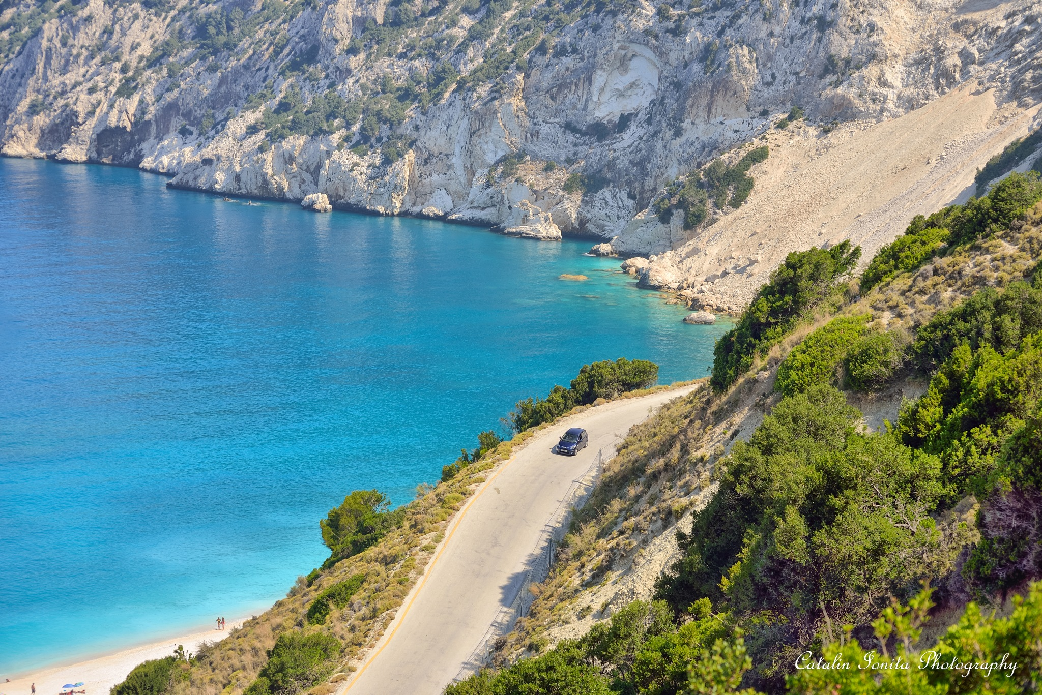 Myrthos road by CatalinIonitaPhotographer