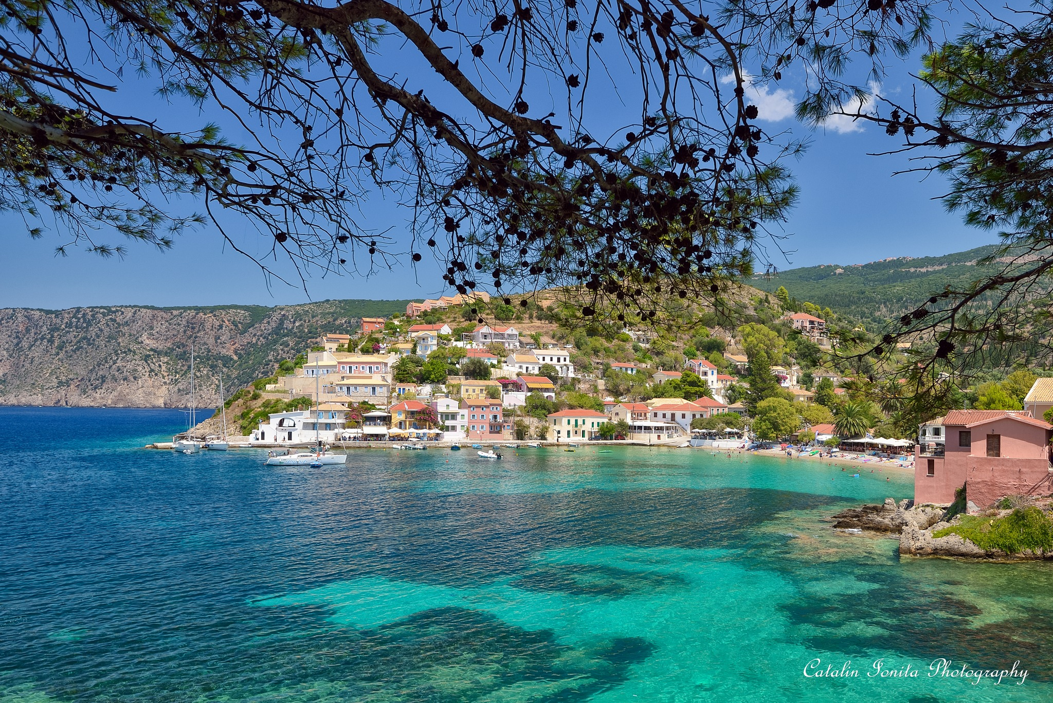 Assos Paradise by CatalinIonitaPhotographer