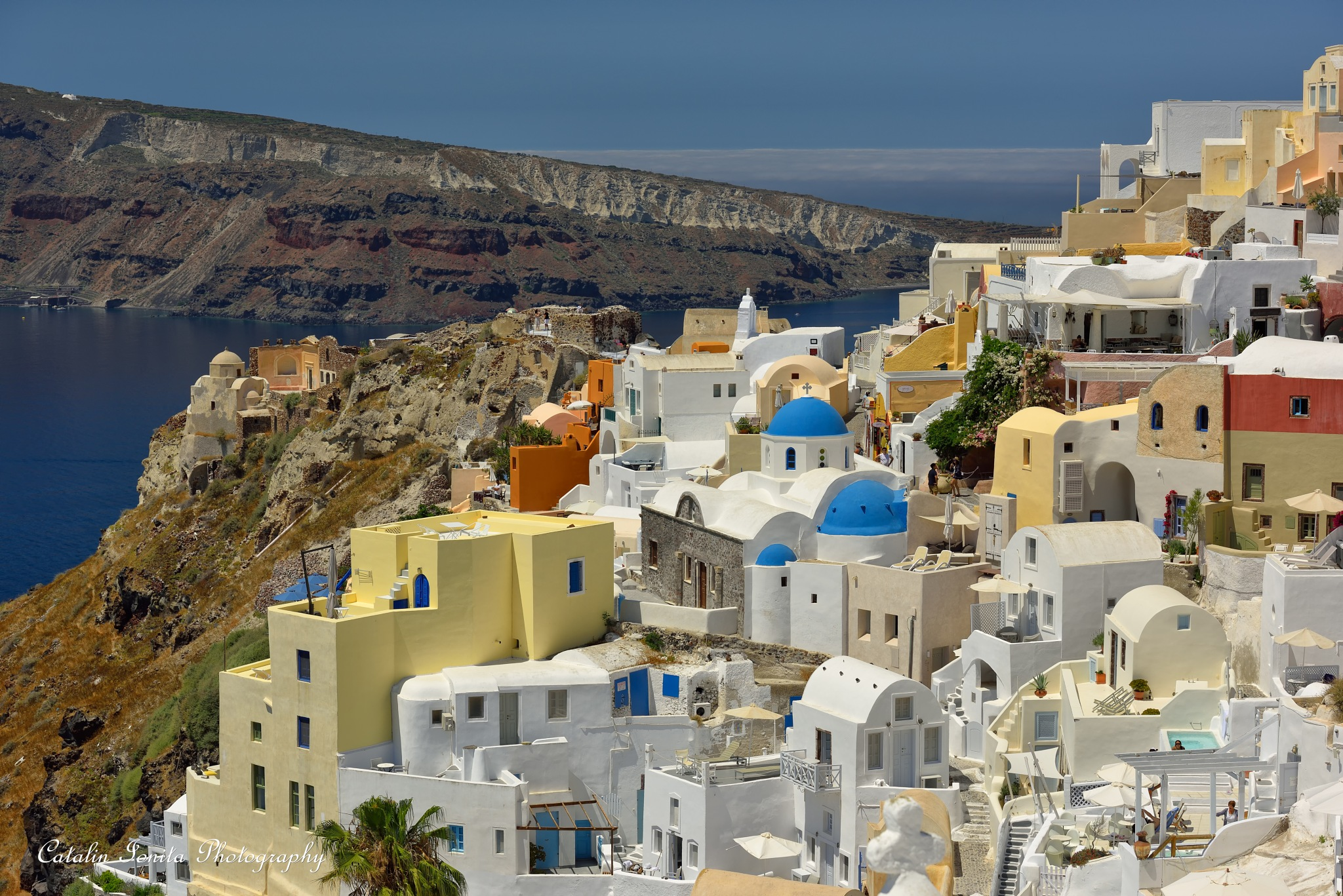 Oia by CatalinIonitaPhotographer