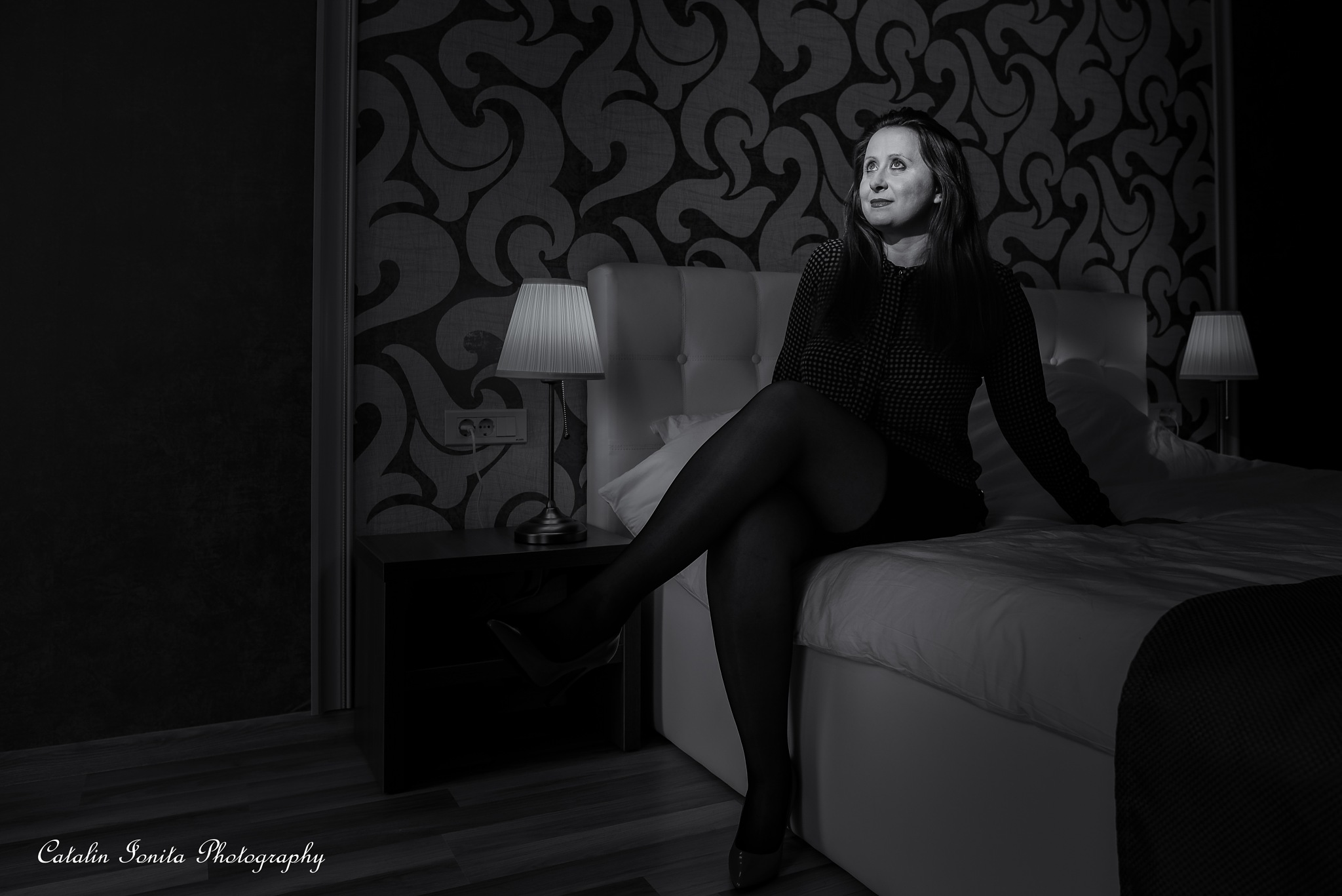 Black cat by CatalinIonitaPhotographer